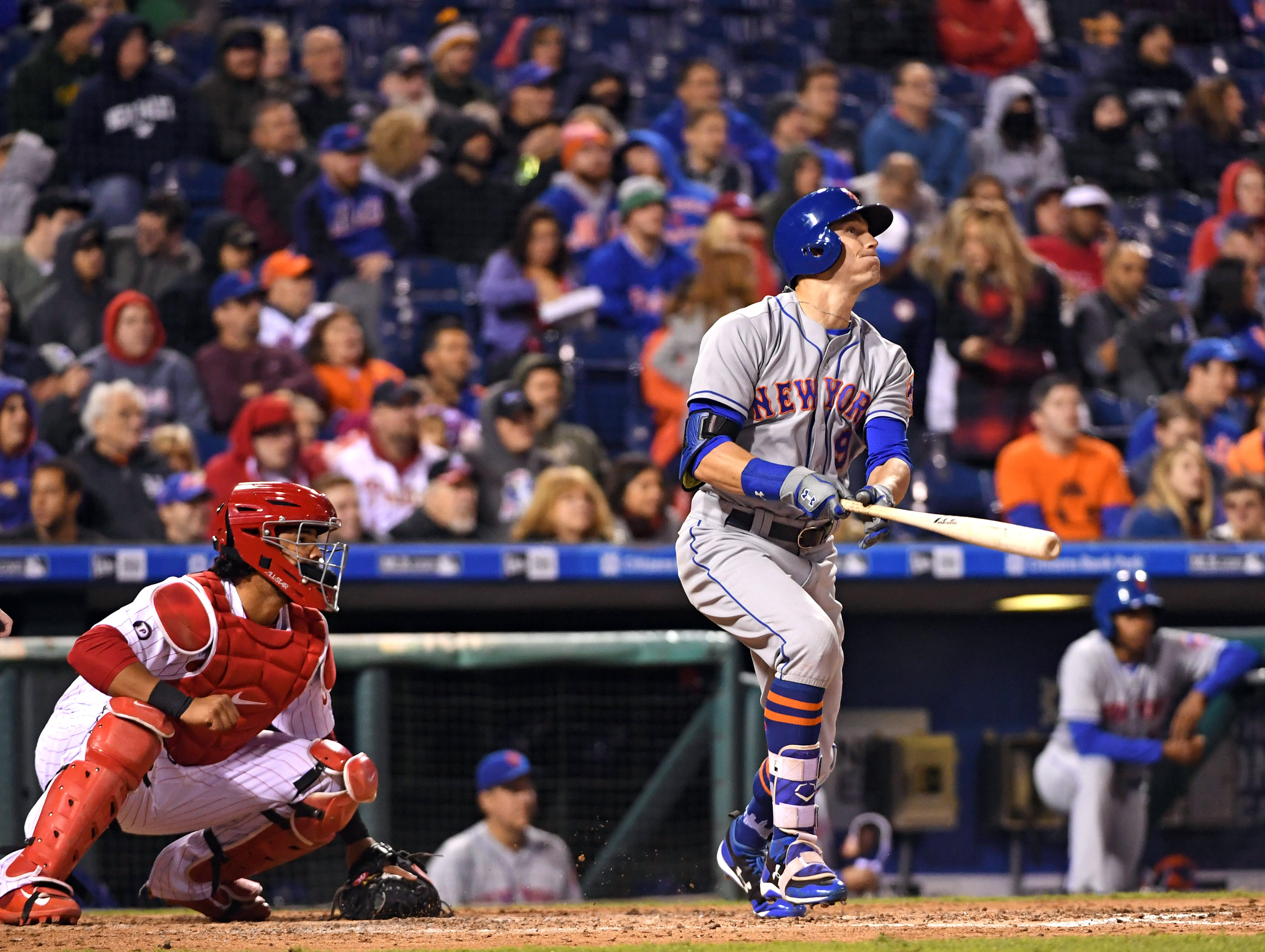Here's A Look at What The New York Mets' Opening Day Lineup Could Look Like
