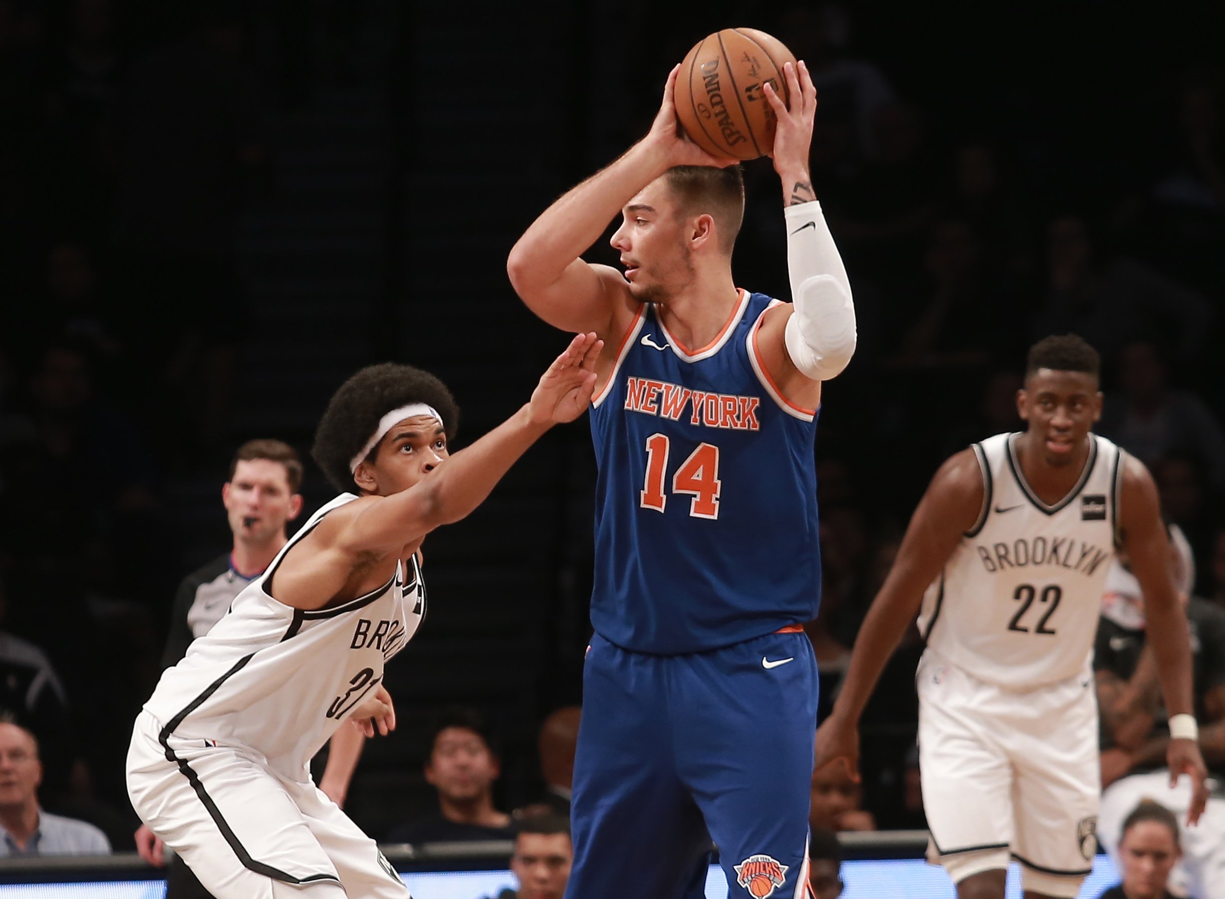 Would Willy Hernangomez Benefit From A Stint In NBA G League?