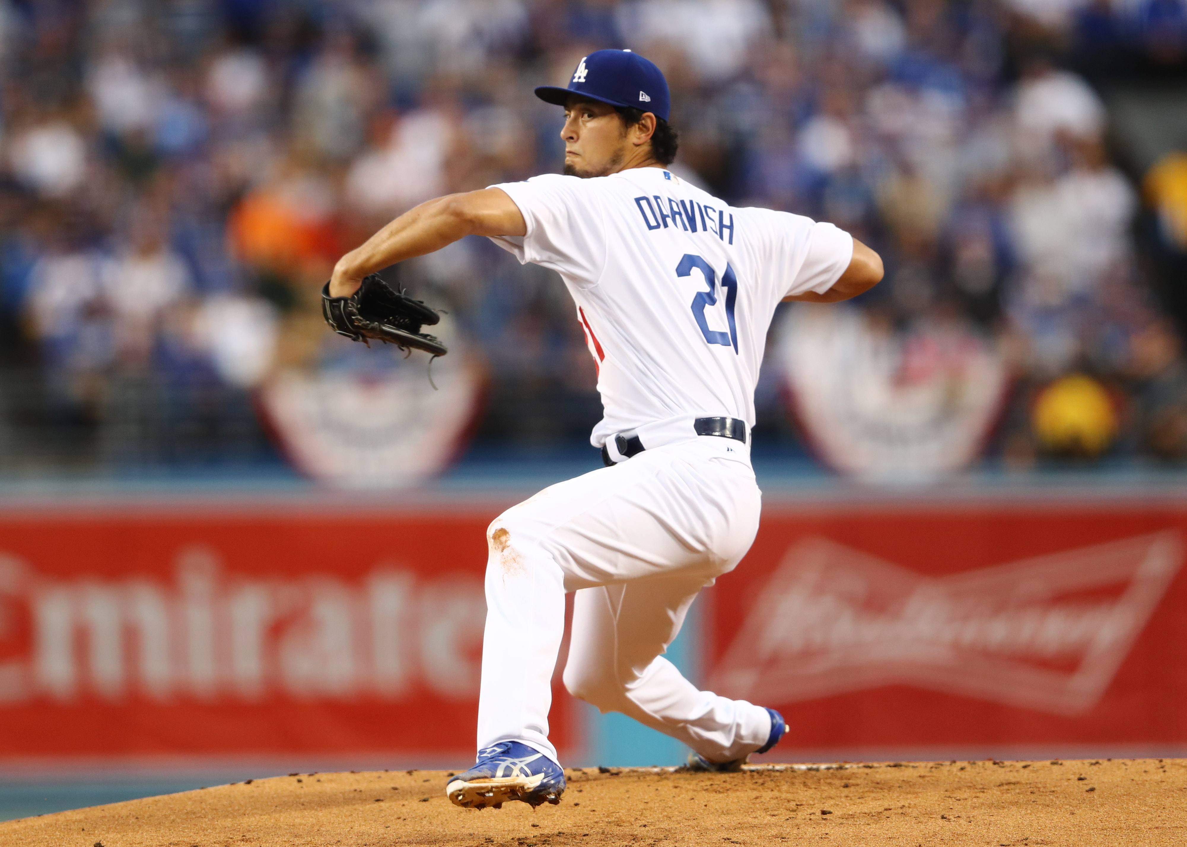 Yu Darvish Helps the Chicago Cubs Accomplish Two Things