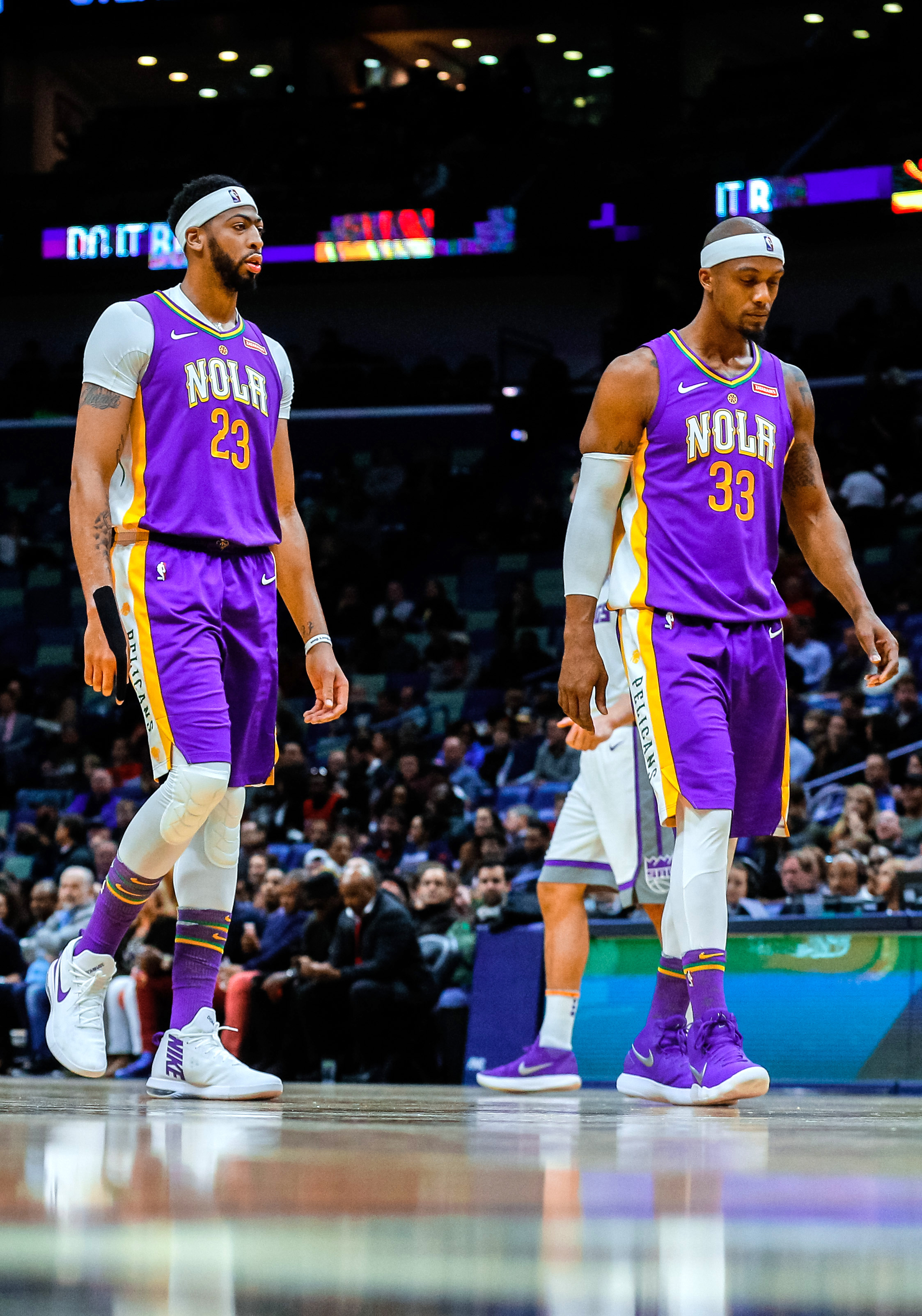 Pelicans Move Ineffective Cunningham At Trade Deadline