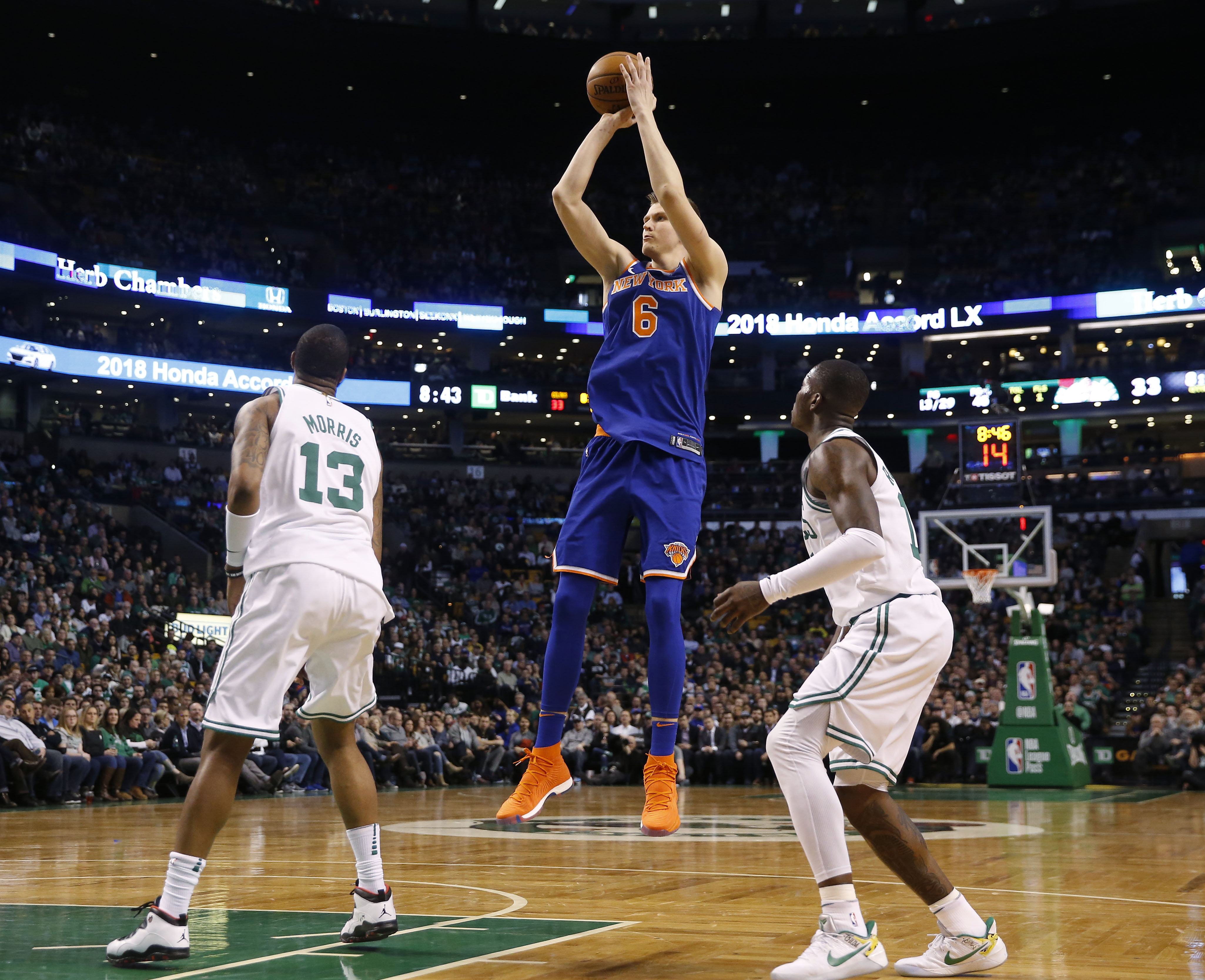 Kristaps Porzingis To Defend Skills Challenge Title During NBA All-Star Weekend