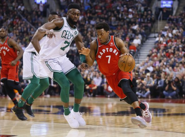 Recap: In second meeting, Raptors wreak vengeful havoc on Celtics