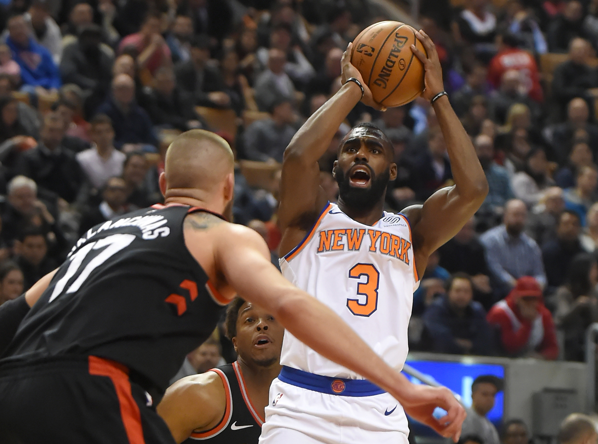 Did Knicks' Tim Hardaway Jr. Return From His Injury Too Soon?