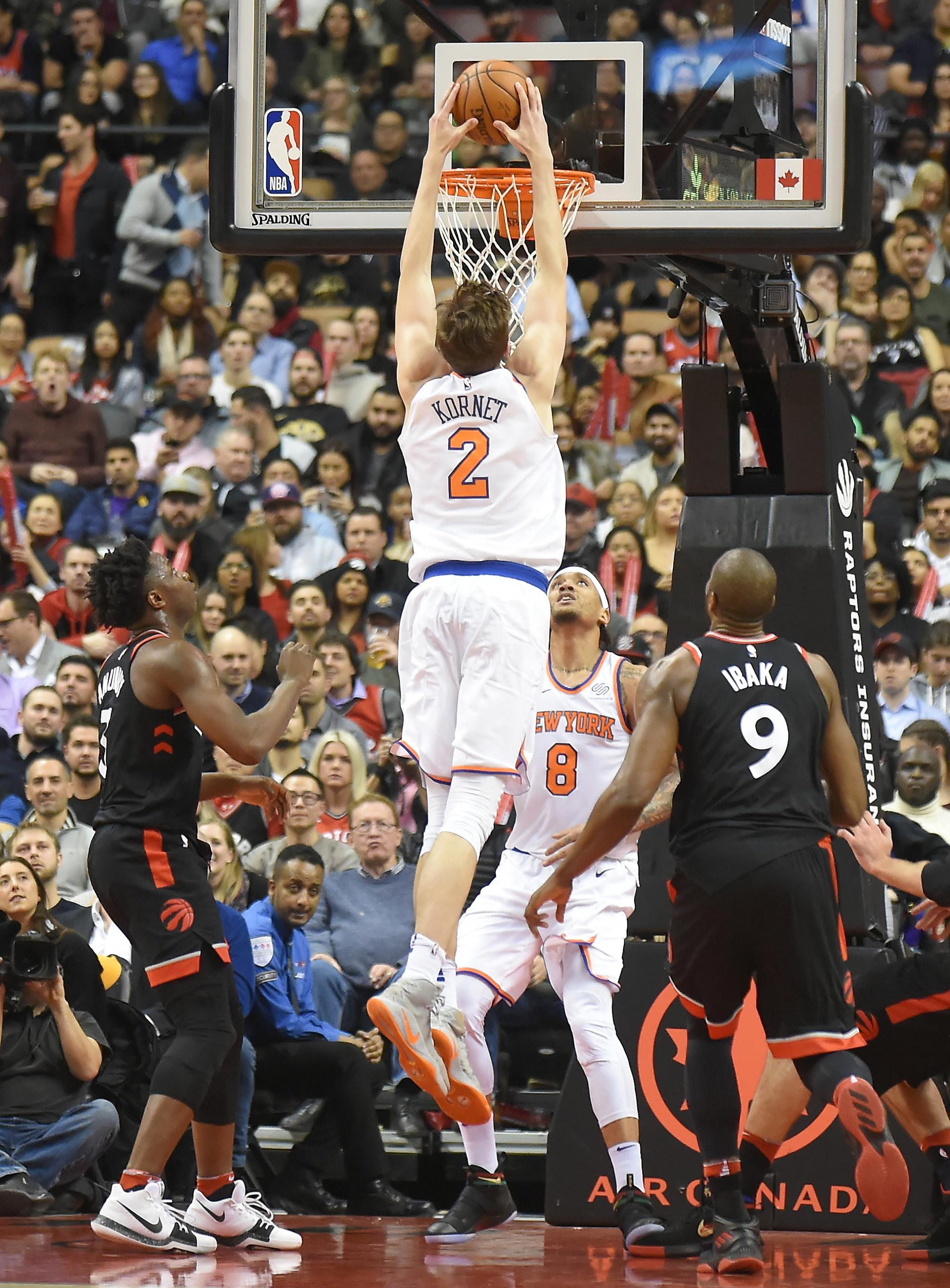 Journal Entry #3: Luke Kornet Makes NBA Debut After Shining At NBAGL Showcase