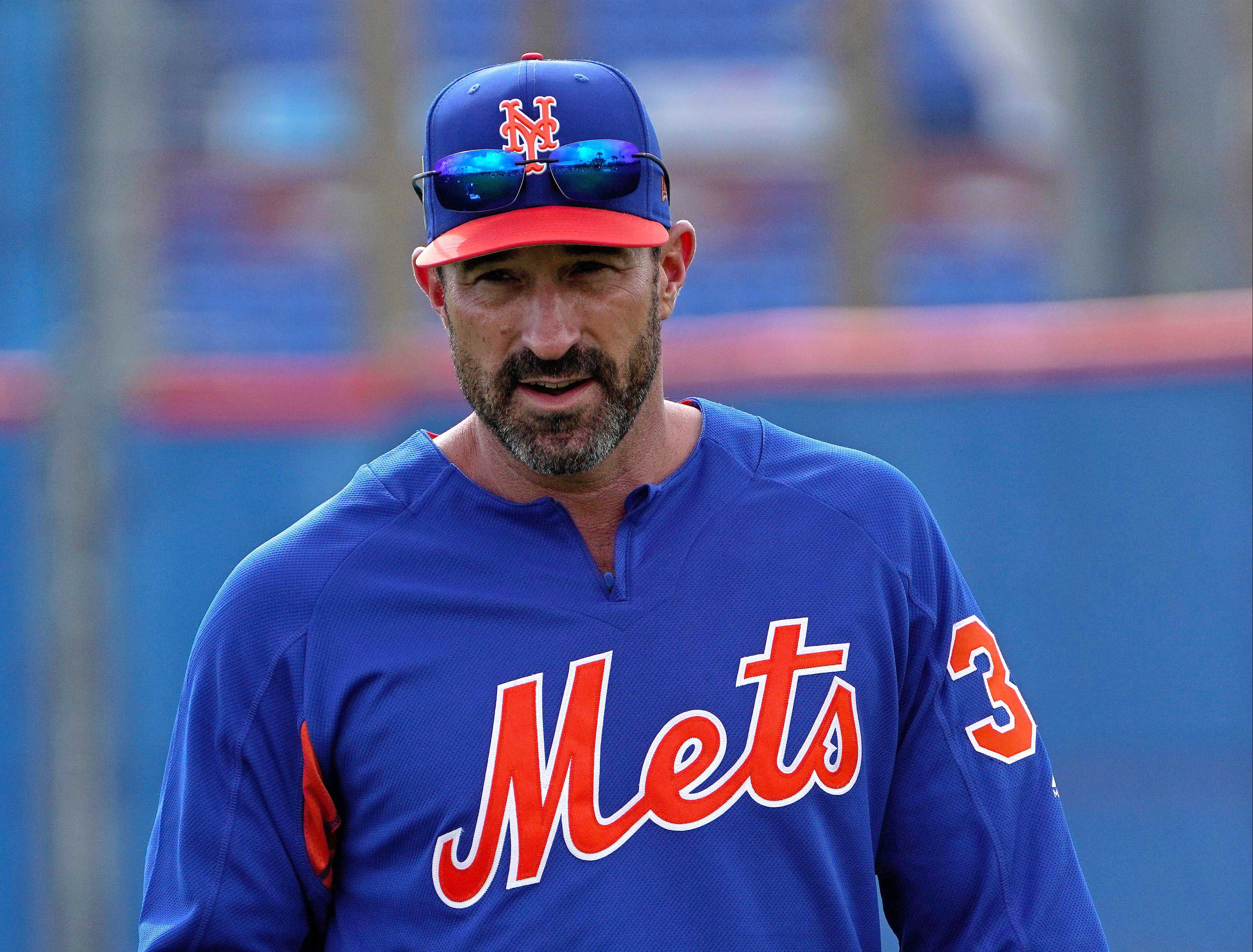 Mickey Callaway's Very Special Valentine's Day Message: Dry Humping Is A Problem