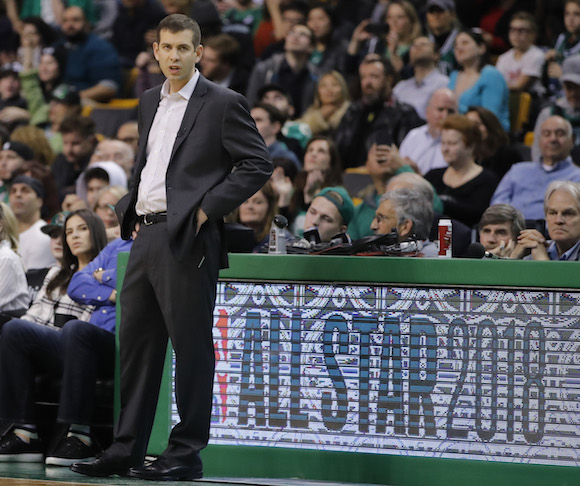 Your Morning Dump... Where Brad Stevens warned us