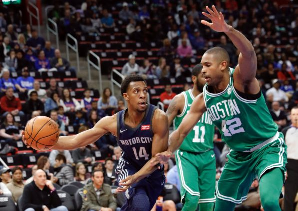 Recap: Celtics looking rejuvenated after team-effort win in Detroit