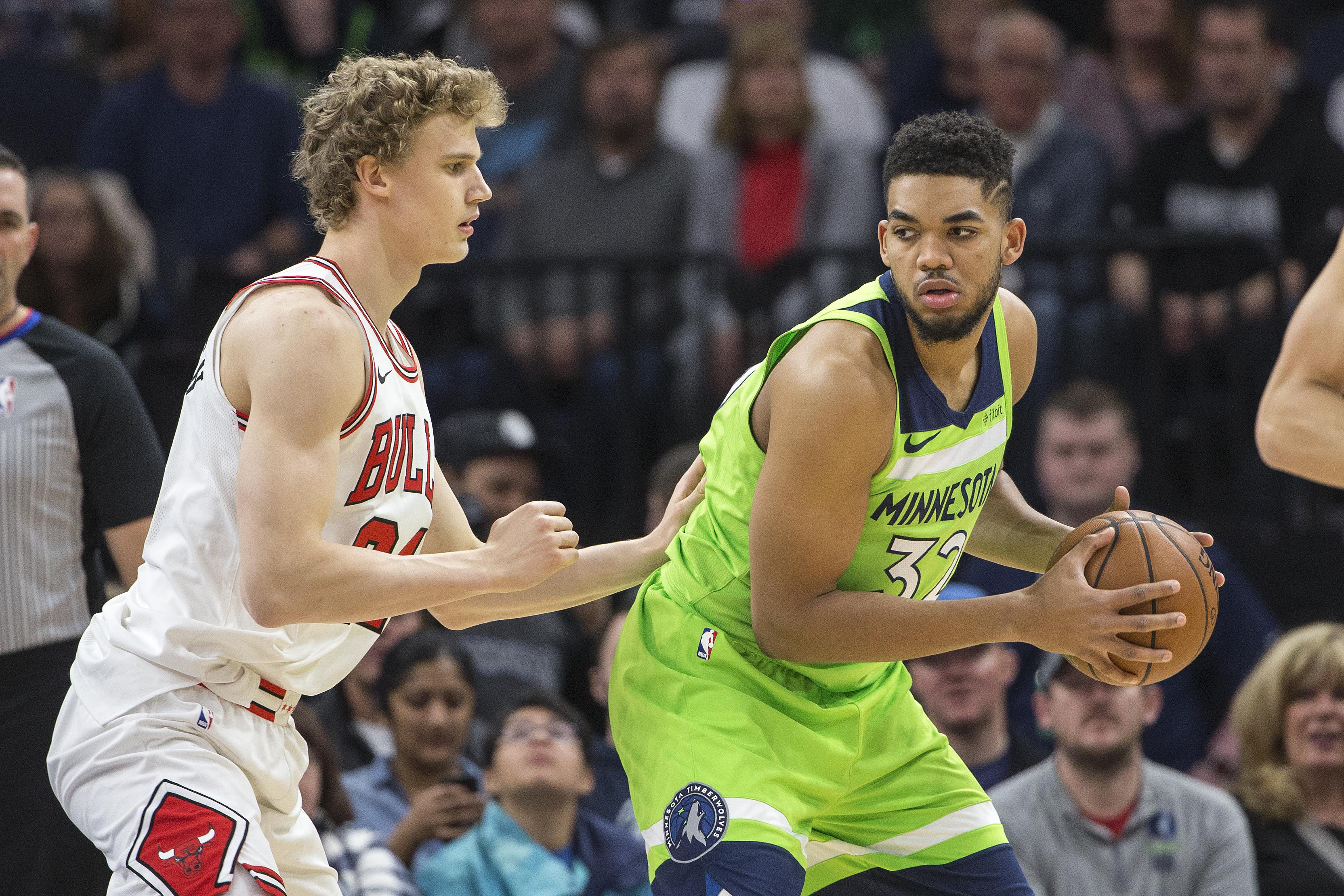 Timberwolves Defeat The Bulls 122-104: Fan Reactions