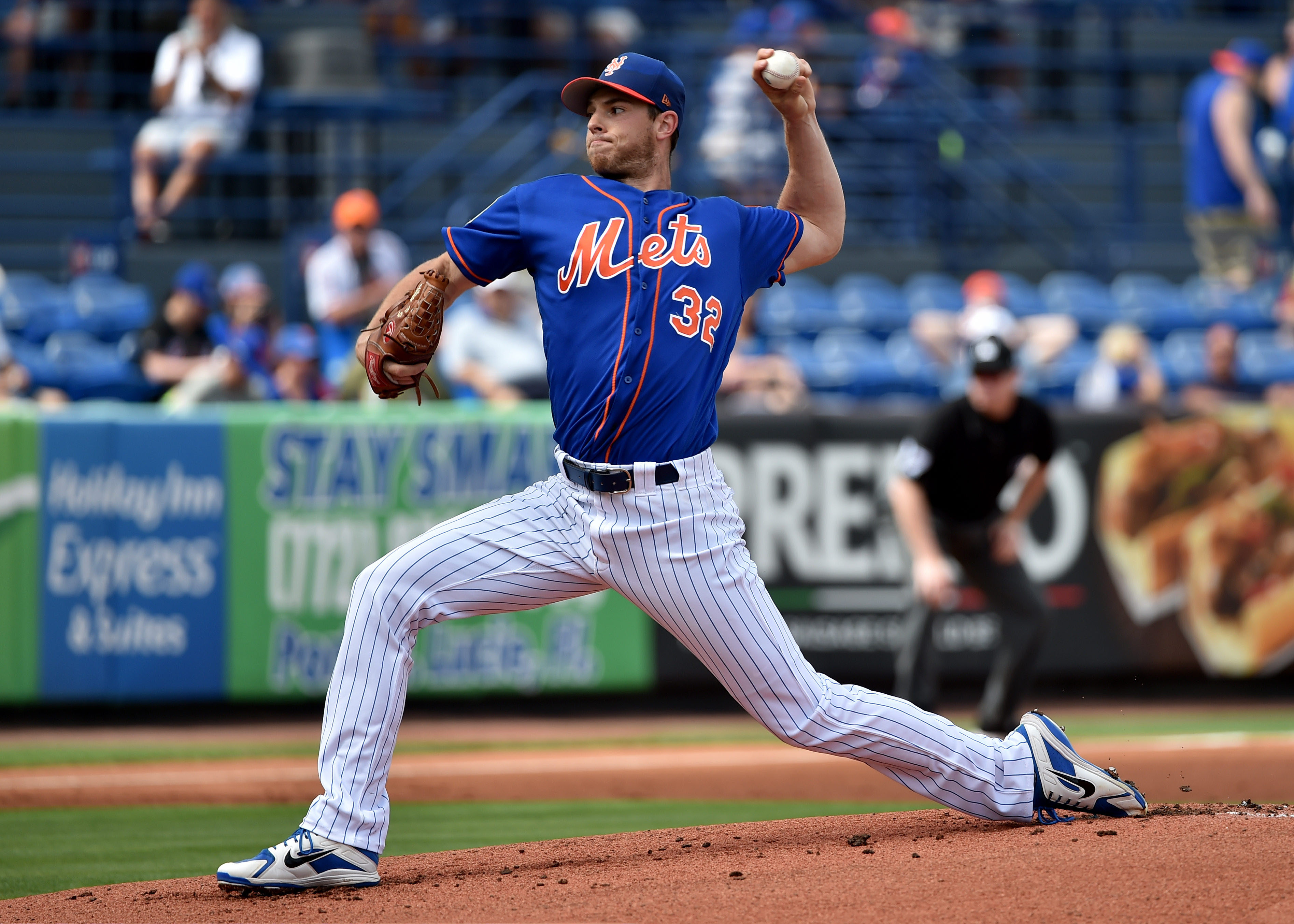 Steven Matz Has Rough First Start In Loss To Houston Astros