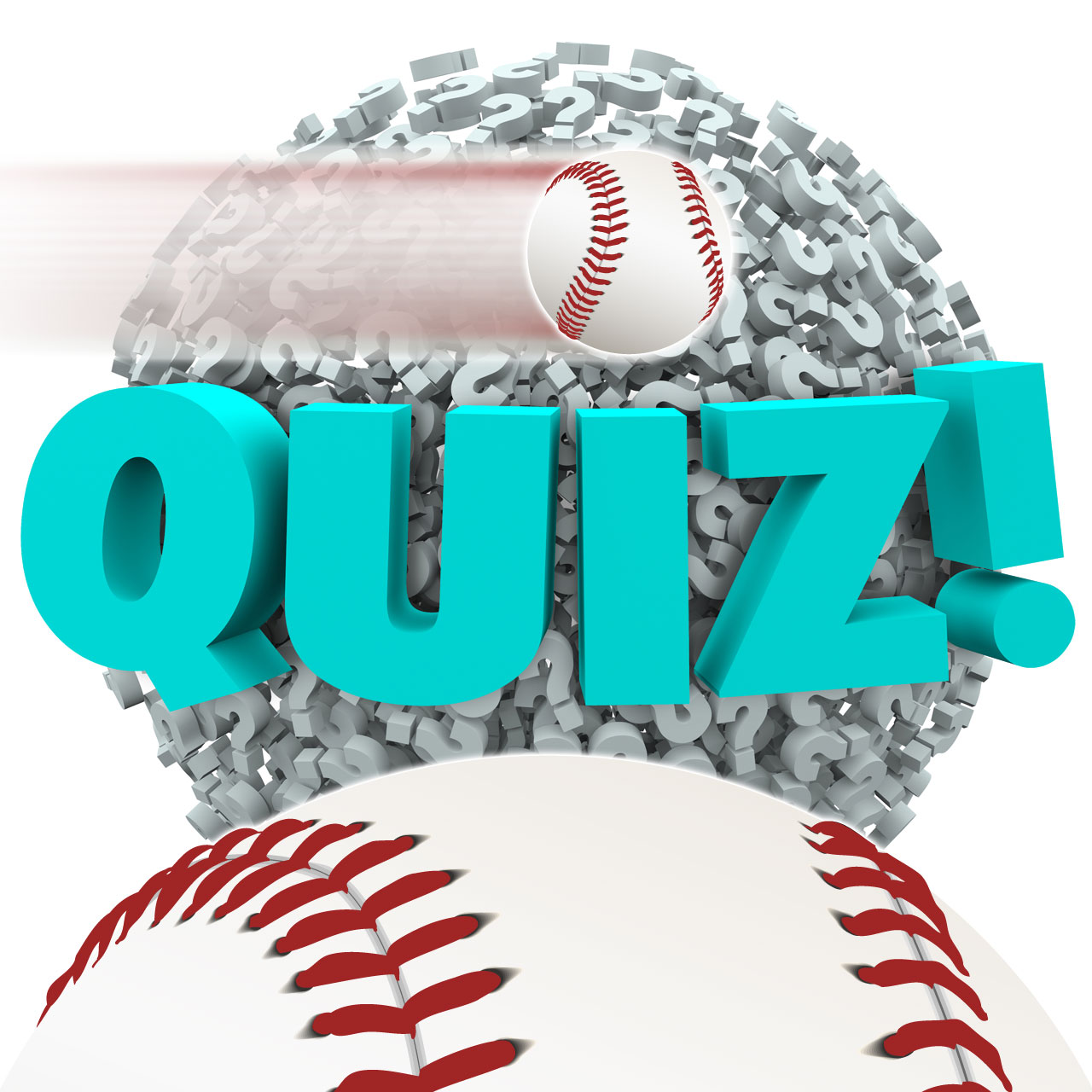 """It's the Baseball Fan Aptitude Test (BFAT) 2018!  Special """"Mostly Pop Culture Reference"""" Edition."""