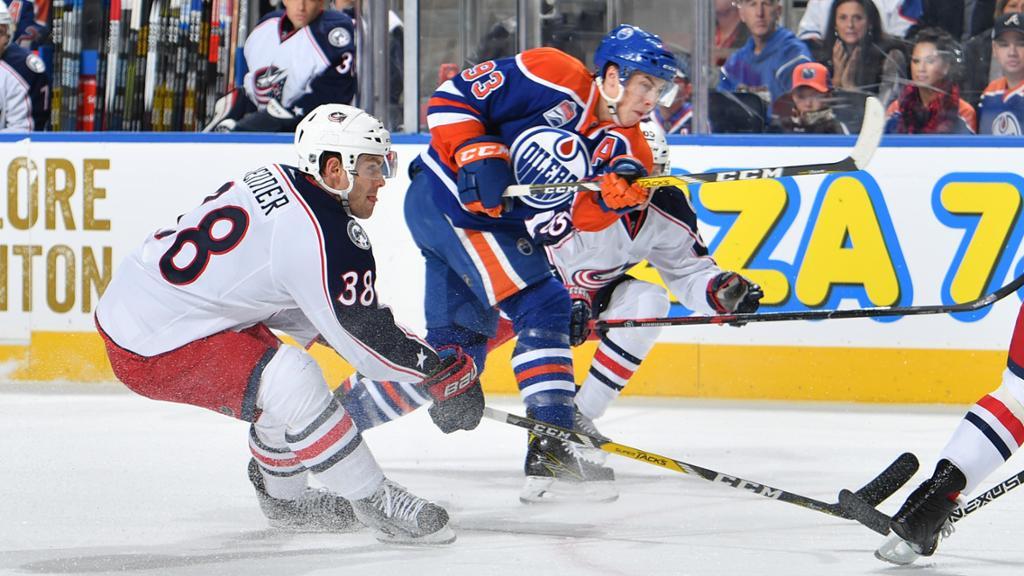 Oilers Gameday vs Columbus: APPRECIATE US