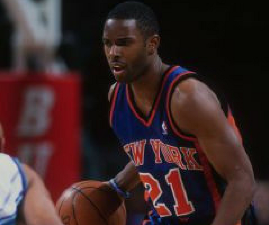 Charlie Ward reminisces about Knicks career, discusses relationship with Jeff Van Gundy and new book