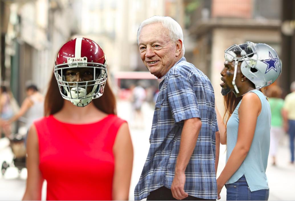 Dallas Cowboys 5-Round Mock Draft