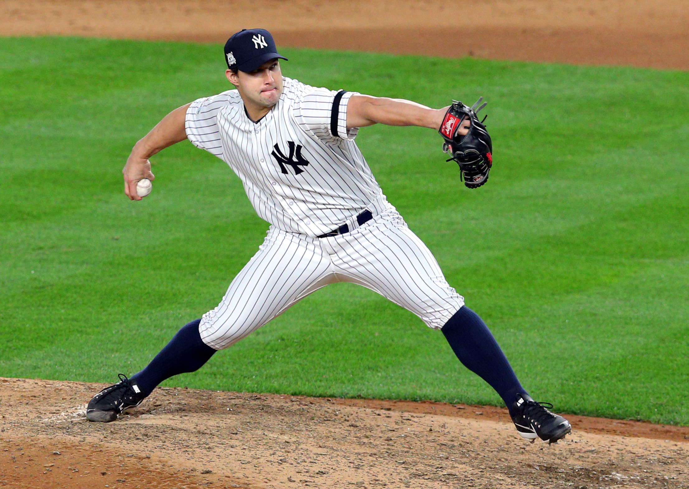 Don't Forget That the Yankees' Bullpen Should Be Filthy in 2018