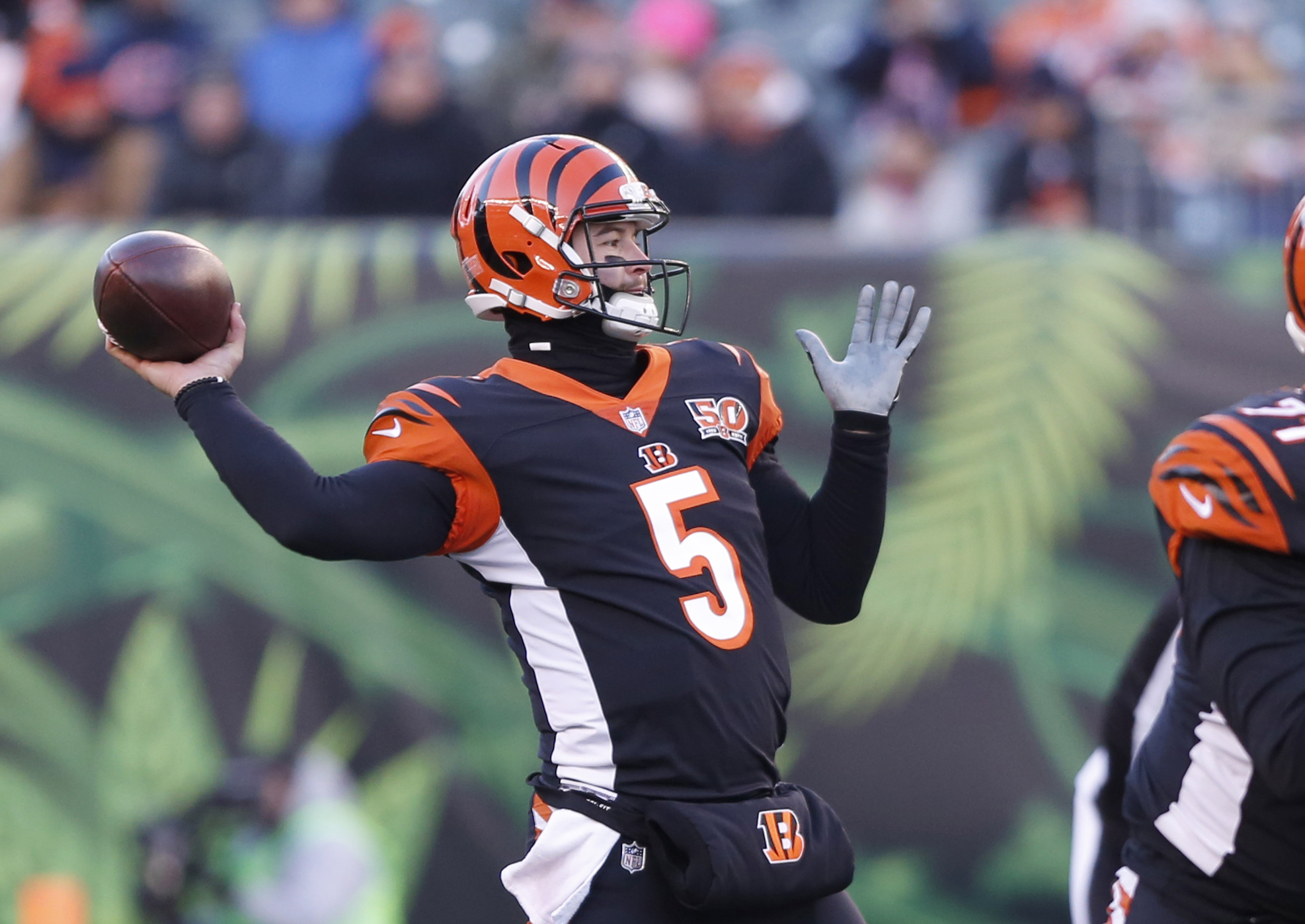 AJ McCarron Q and A with @JoeGoodberry of The Athletic