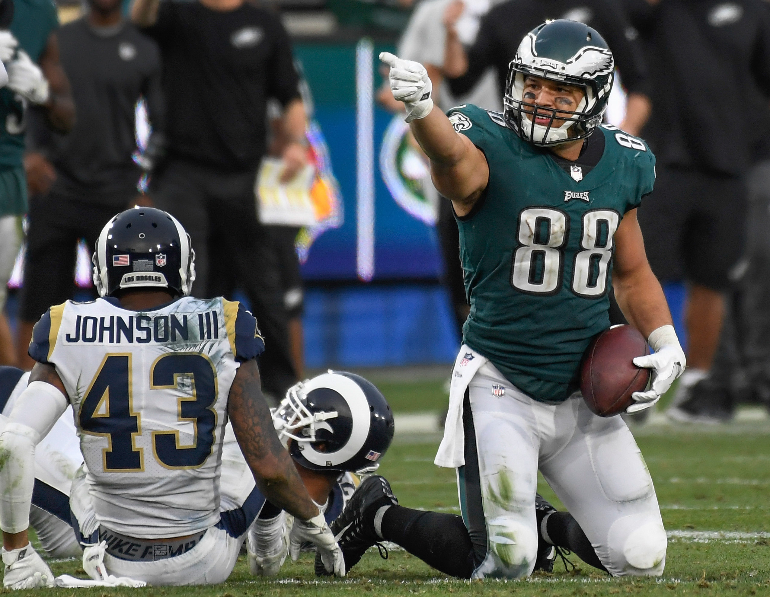 Report: Eagles not expected to re-sign Trey Burton