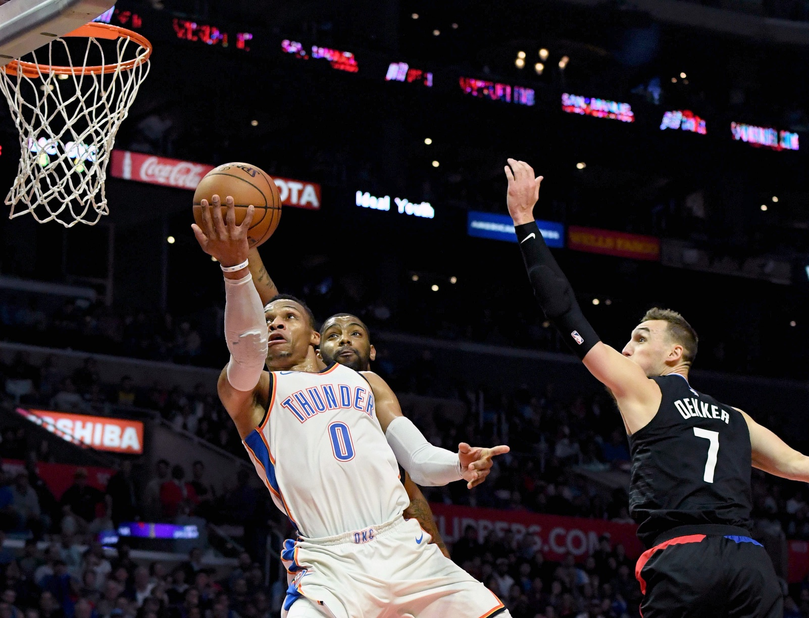 Clippers Hope to Bounce Back Against Thunder