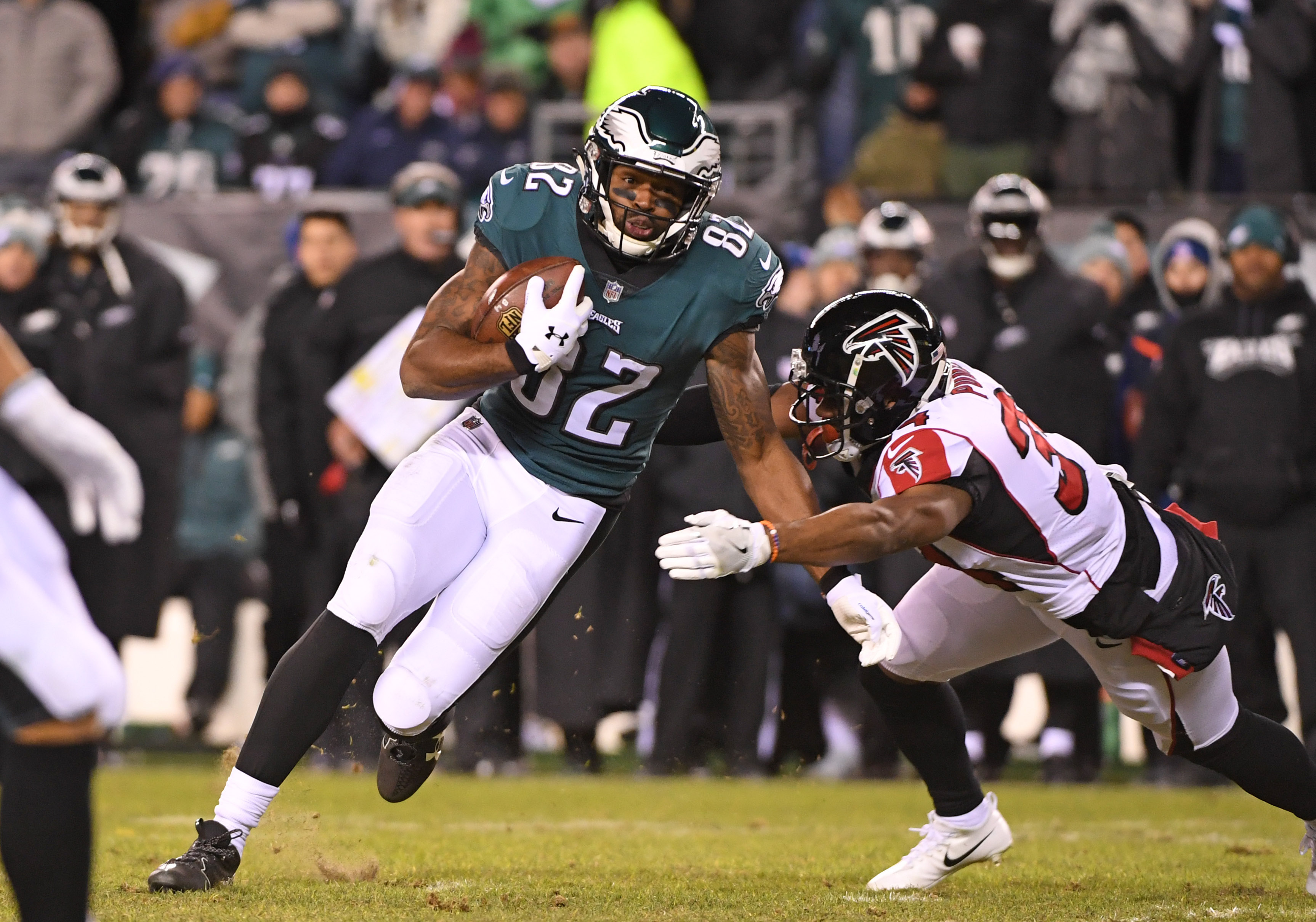 Jason La Canfora likes the Eagles to upset Falcons