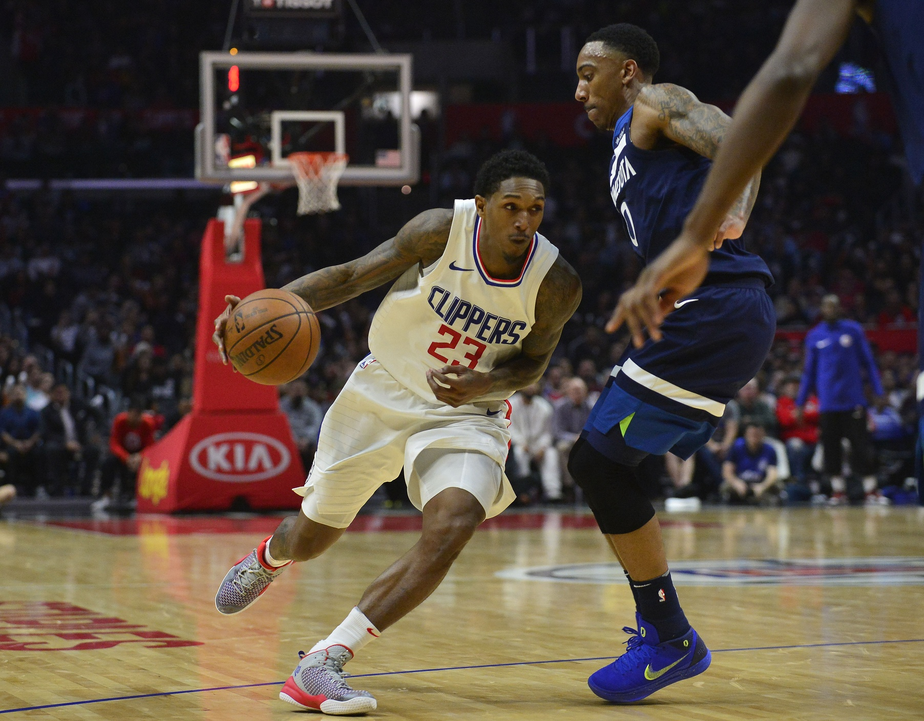 Clippers face Wolves in most pivotal game of the season