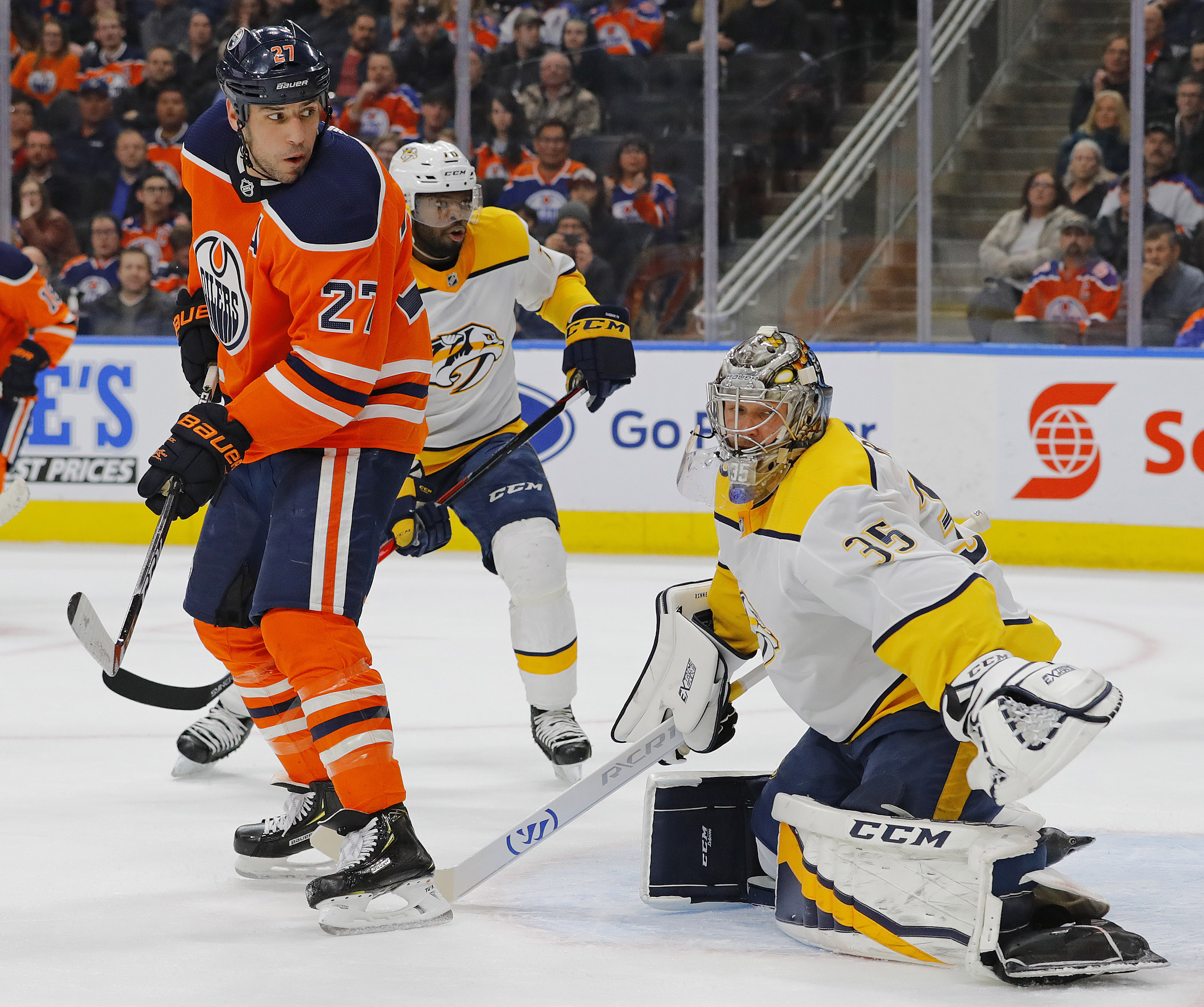 Oilers Need More From Secondary Scorers
