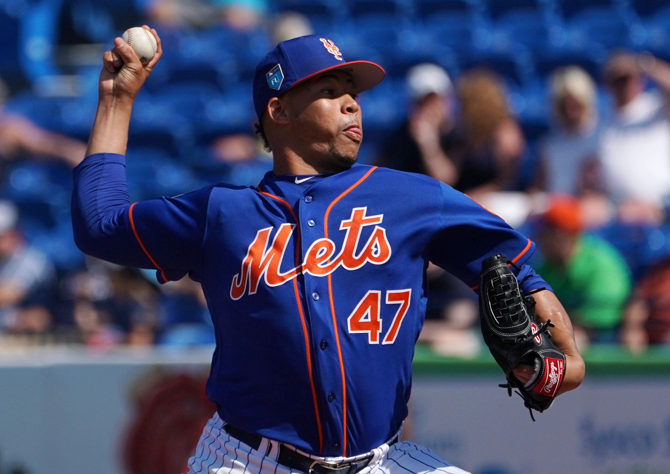 Hansel Robles Optioned to Minor League Camp