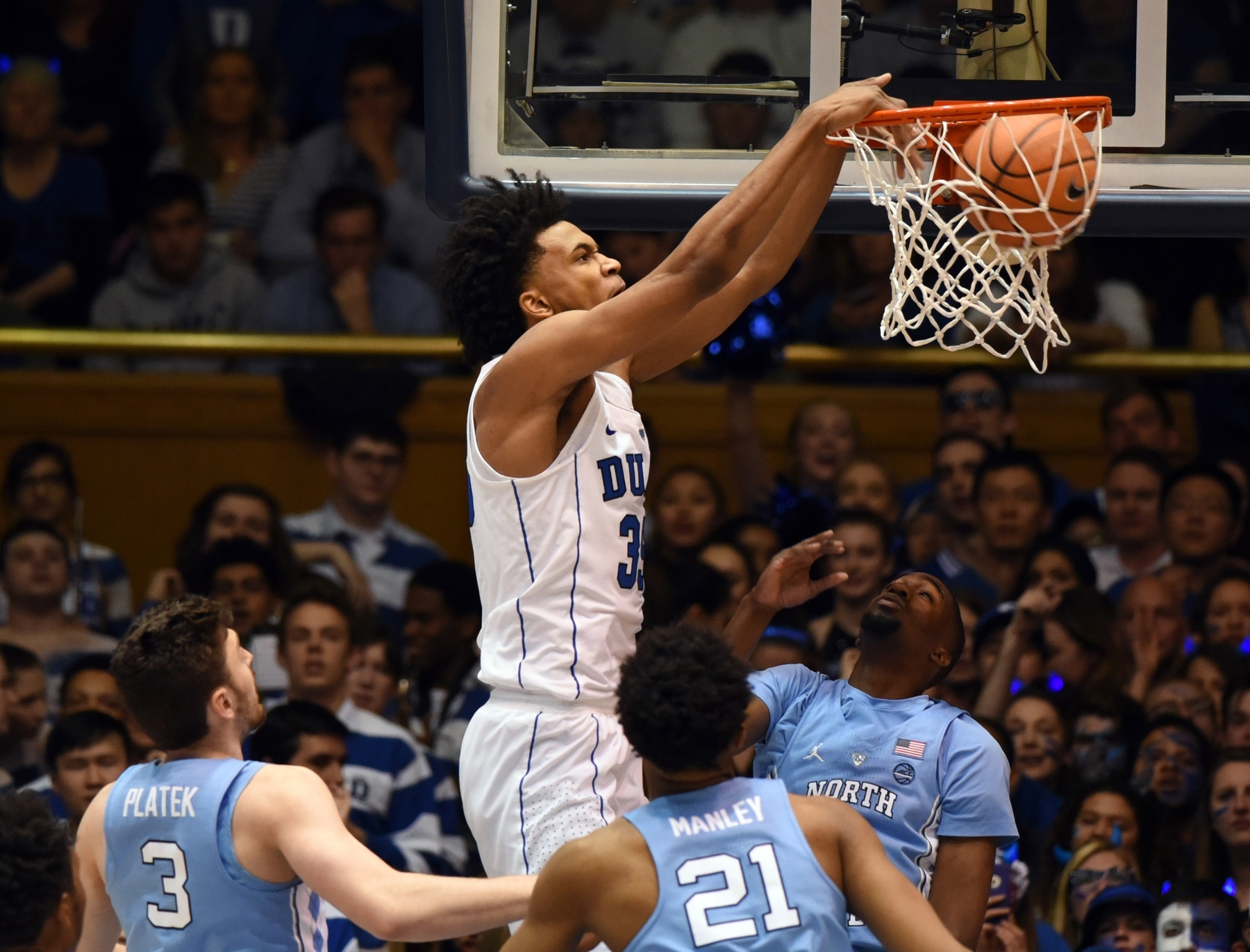 Projecting NBA Draft Prospects: Marvin Bagley III