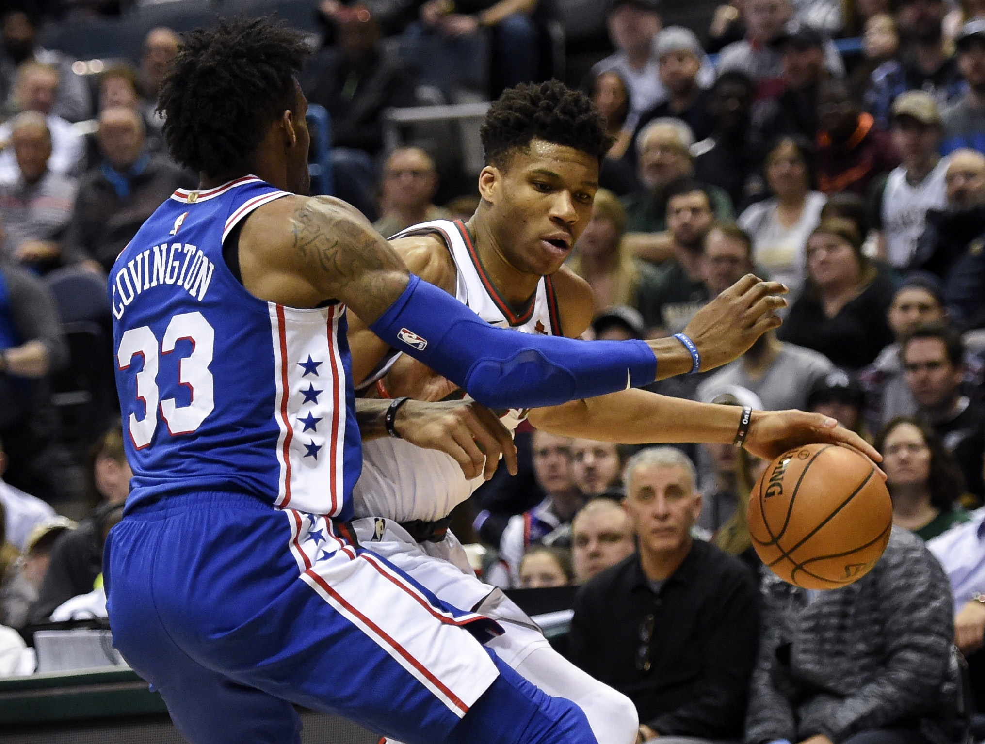 3 takeaways from the Sixers' 118-110 loss to the Milwaukee Bucks