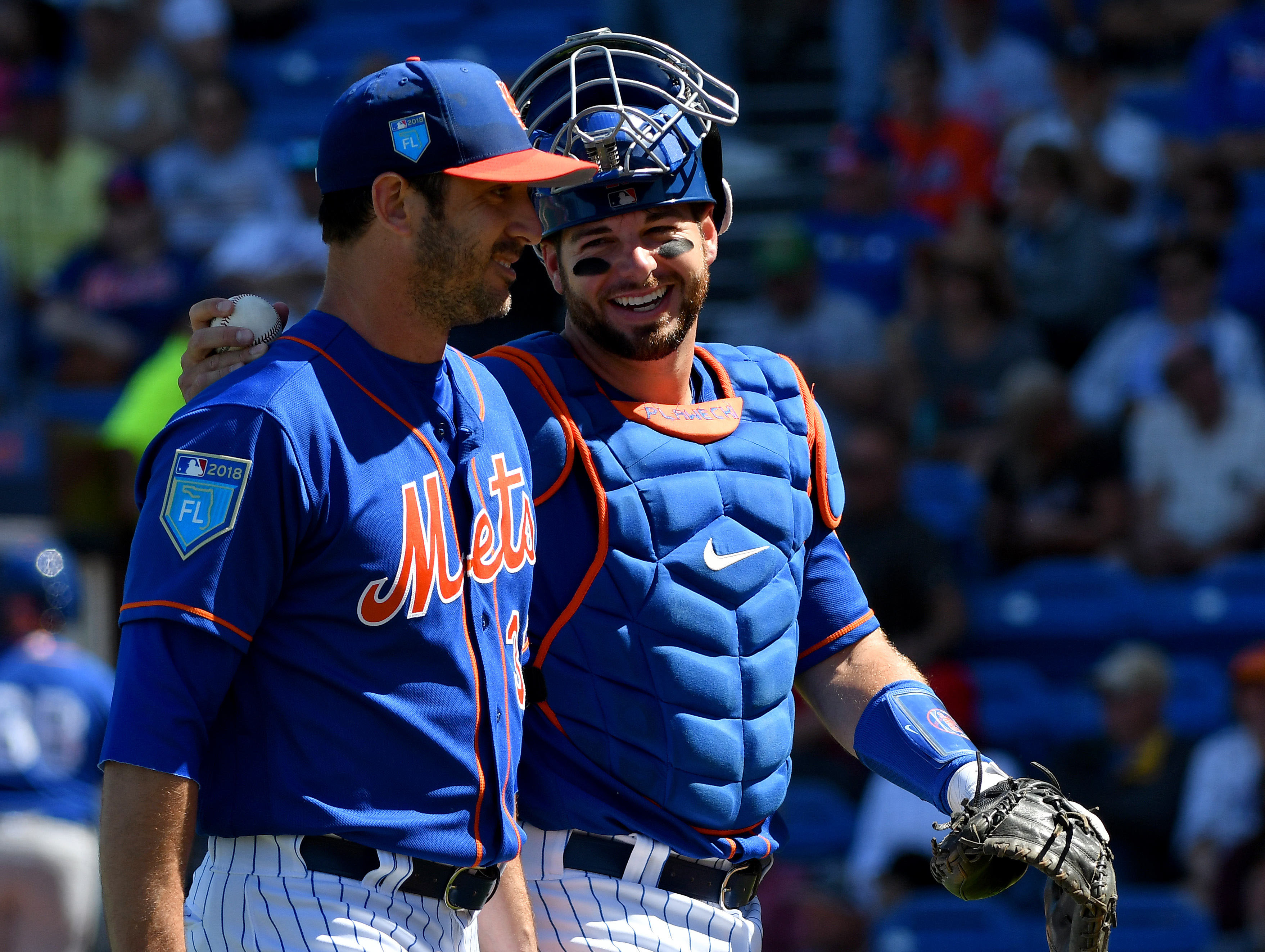 Matt Harvey Continues Strong Spring As New York Mets Snap Five Game Skid