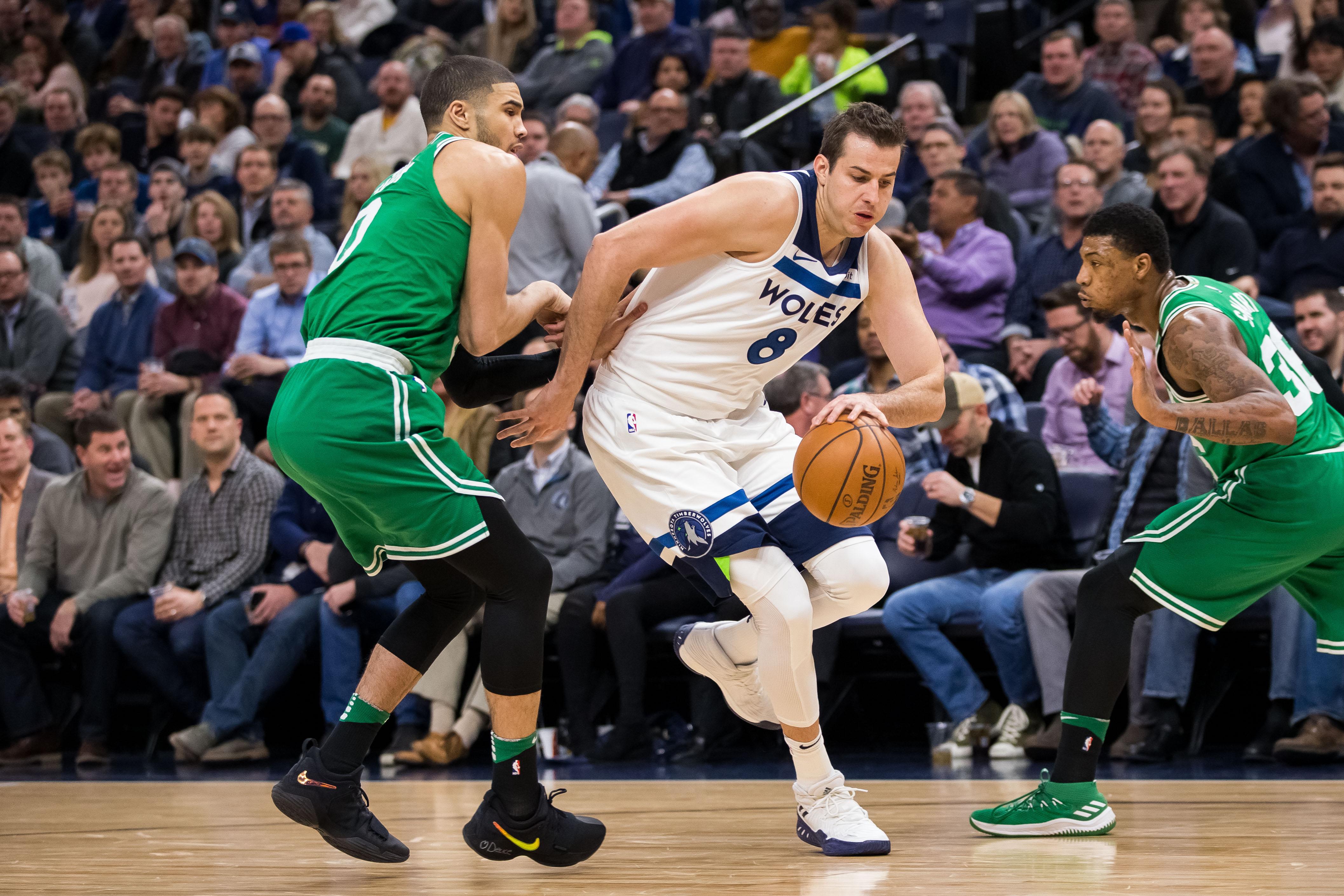 Celtics Defeat The Timberwolves 117-109: Fan Reactions