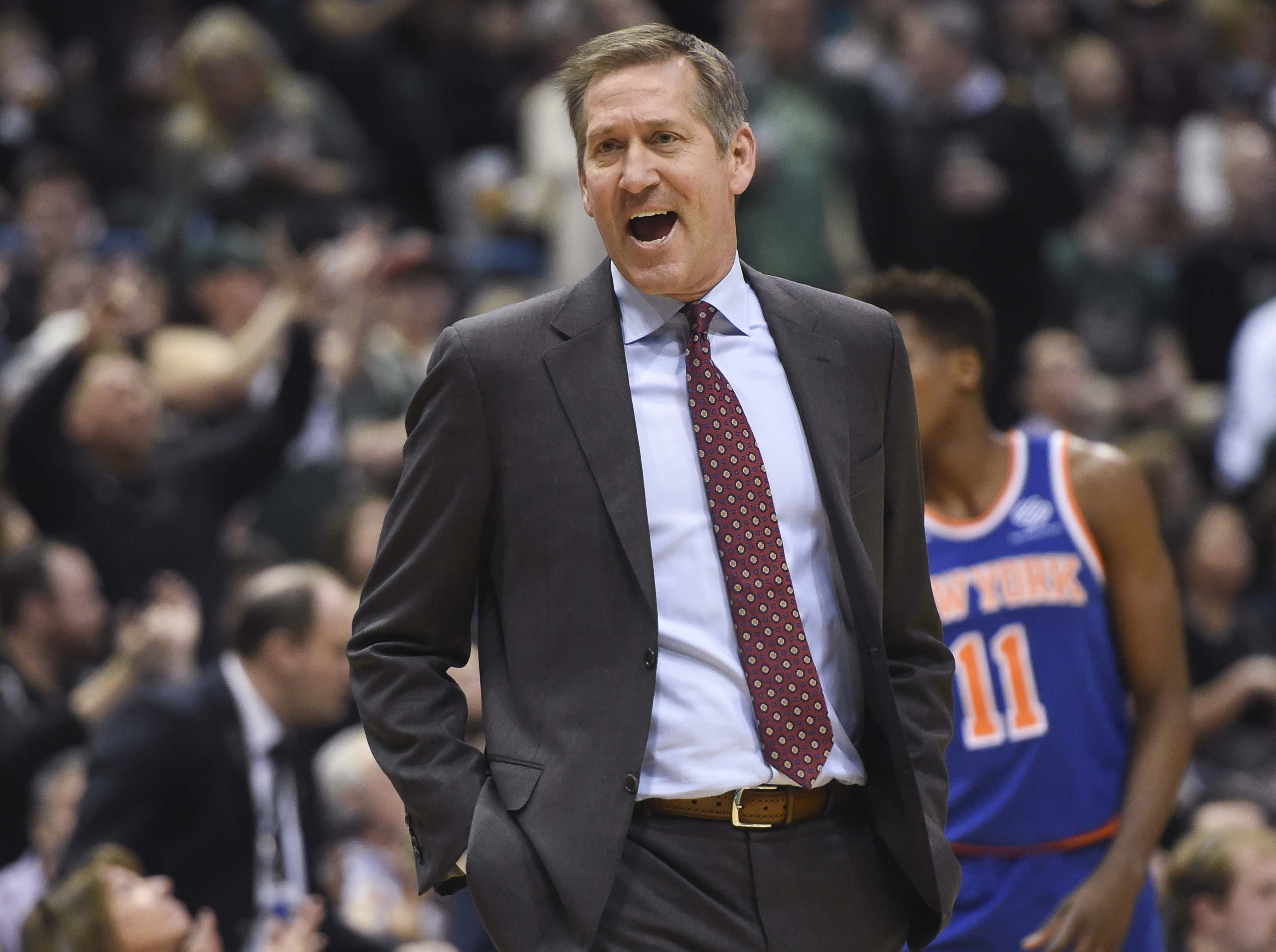 Could keeping Jeff Hornacek as head coach make sense for Knicks?