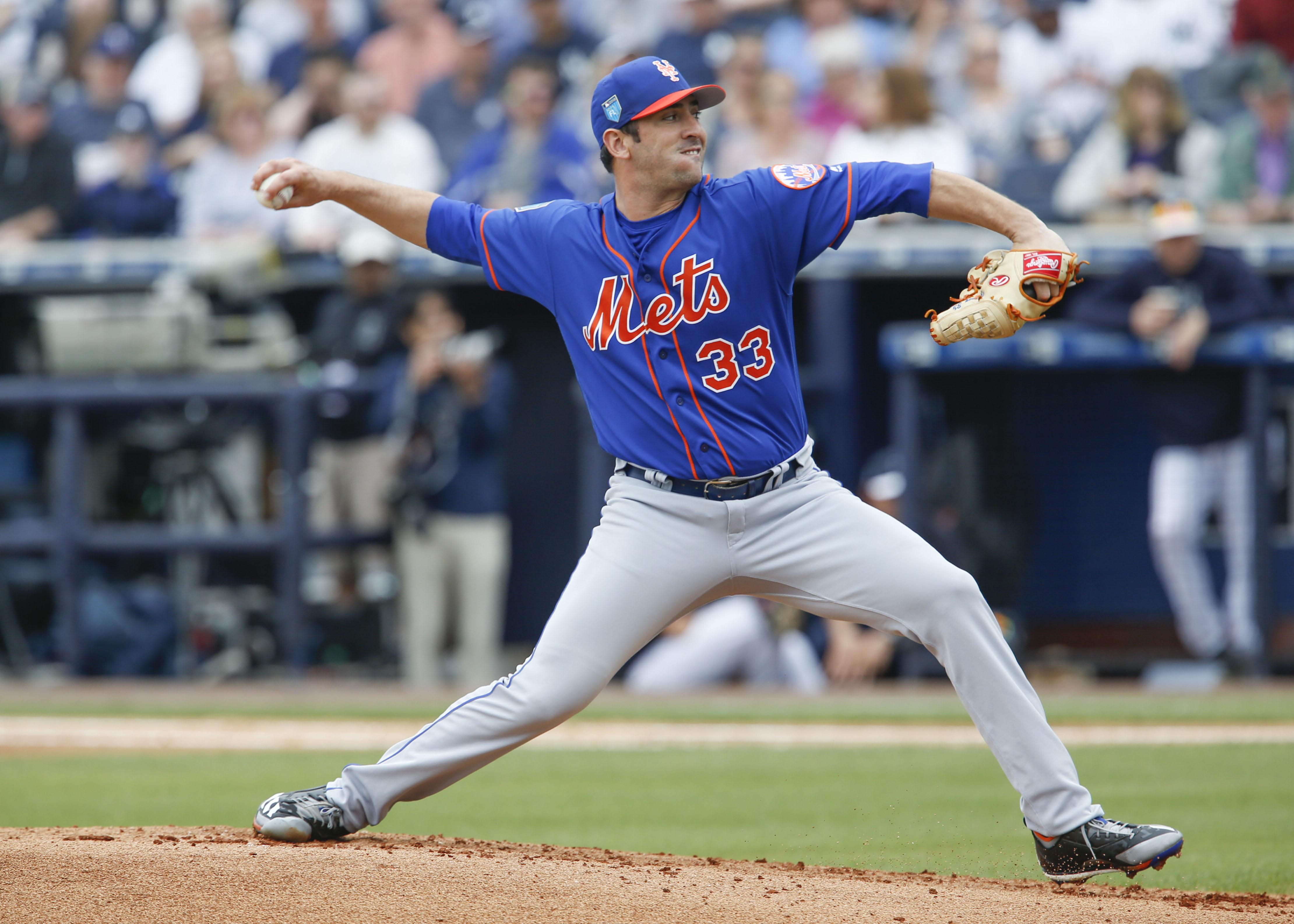 Matt Harvey Looks Shakier As Mets Fall To Yankees In Tampa