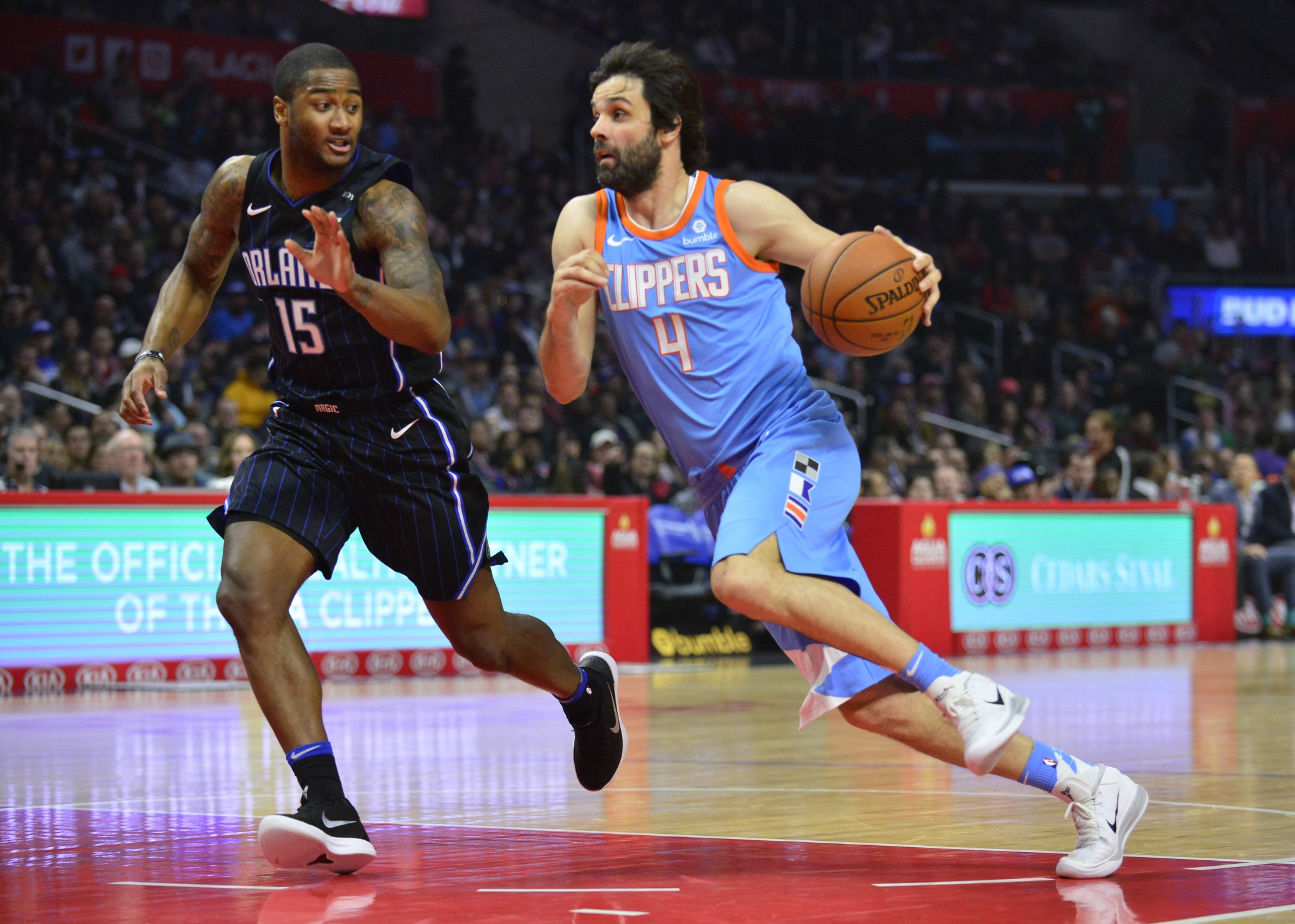 Milos Teodosic wishes he came into the NBA at a younger age