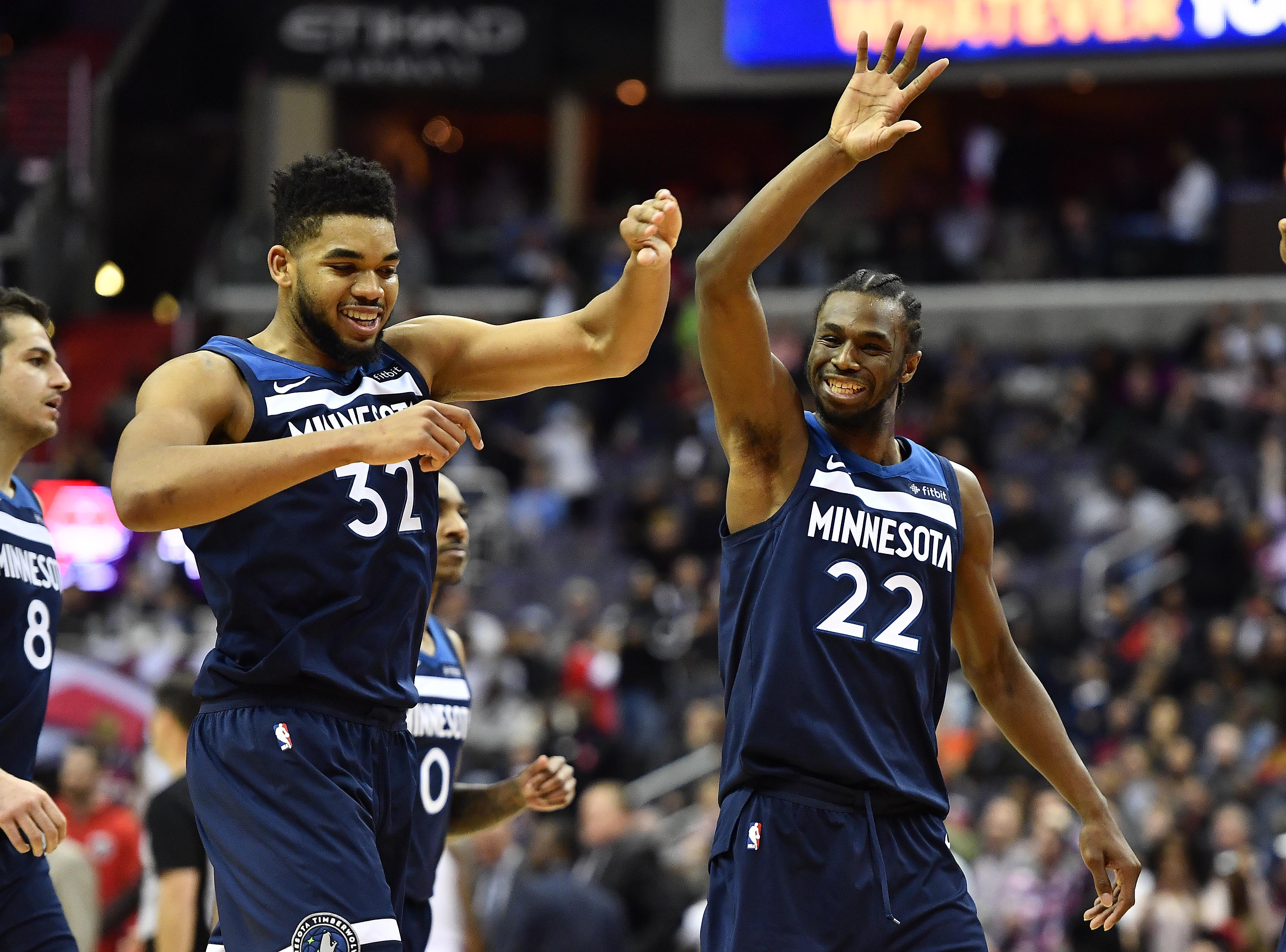 Timberwolves Defeat The Wizards 116-111: Fan Reactions