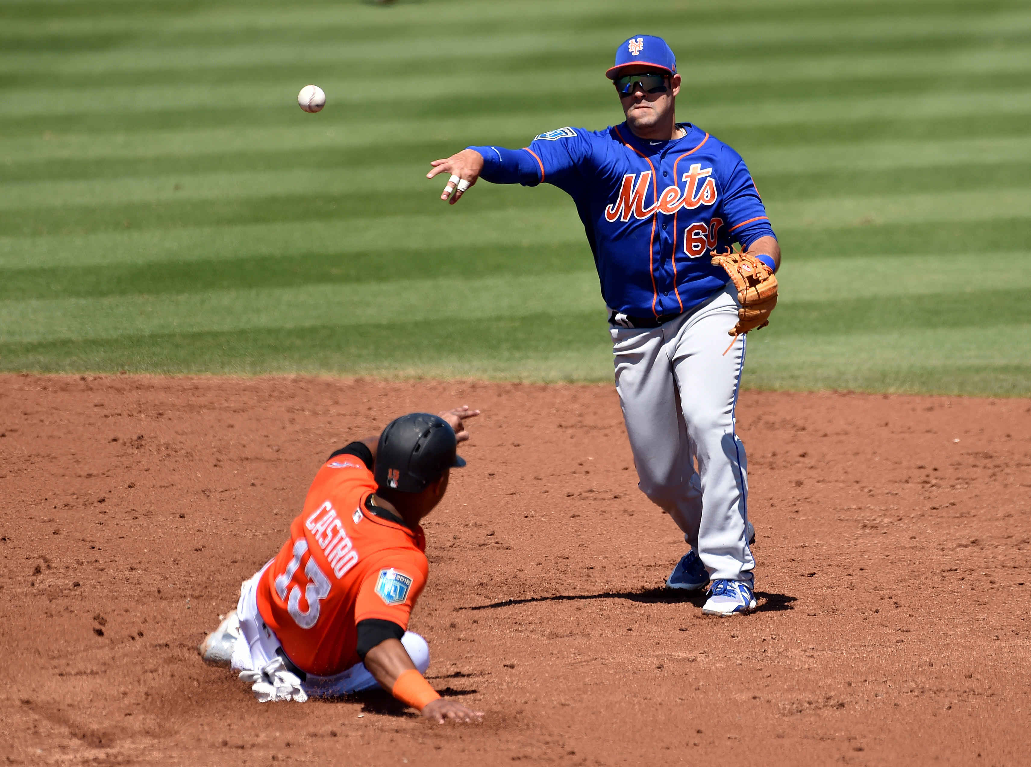 New York Mets Lose Another Exhibition Game To Miami Marlins