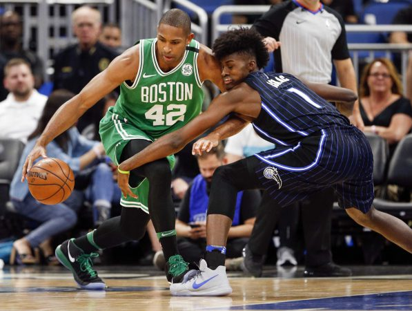 Recap: Horford, Rozier and Monroe lead Celtics to victory over Orlando tank division