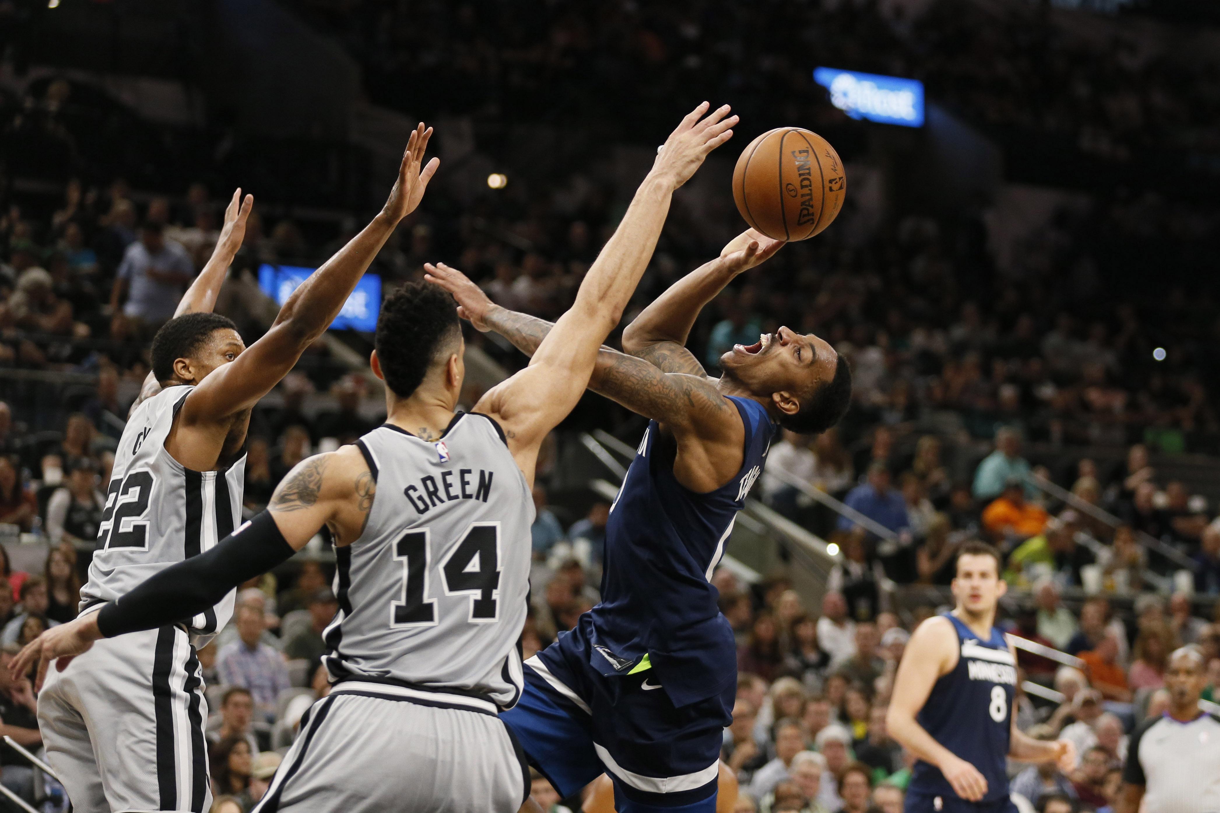Spurs Defeat The Timberwolves 117-101: Fan Reactions