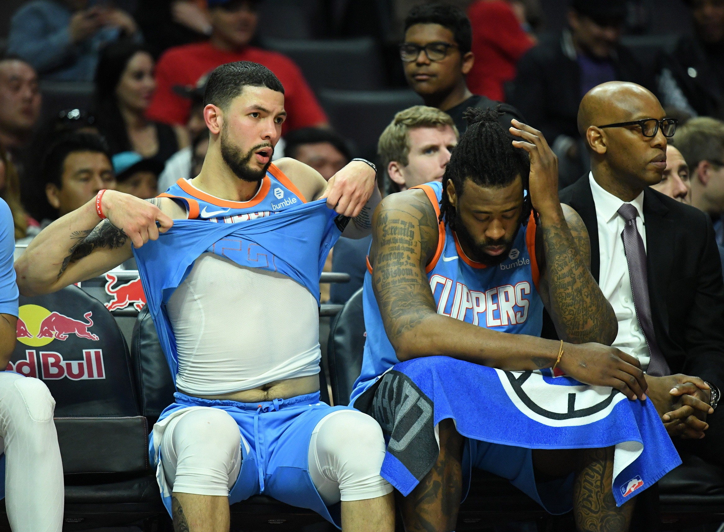 Clippers Lose 3rd Straight and Drop to Blazers 122-109