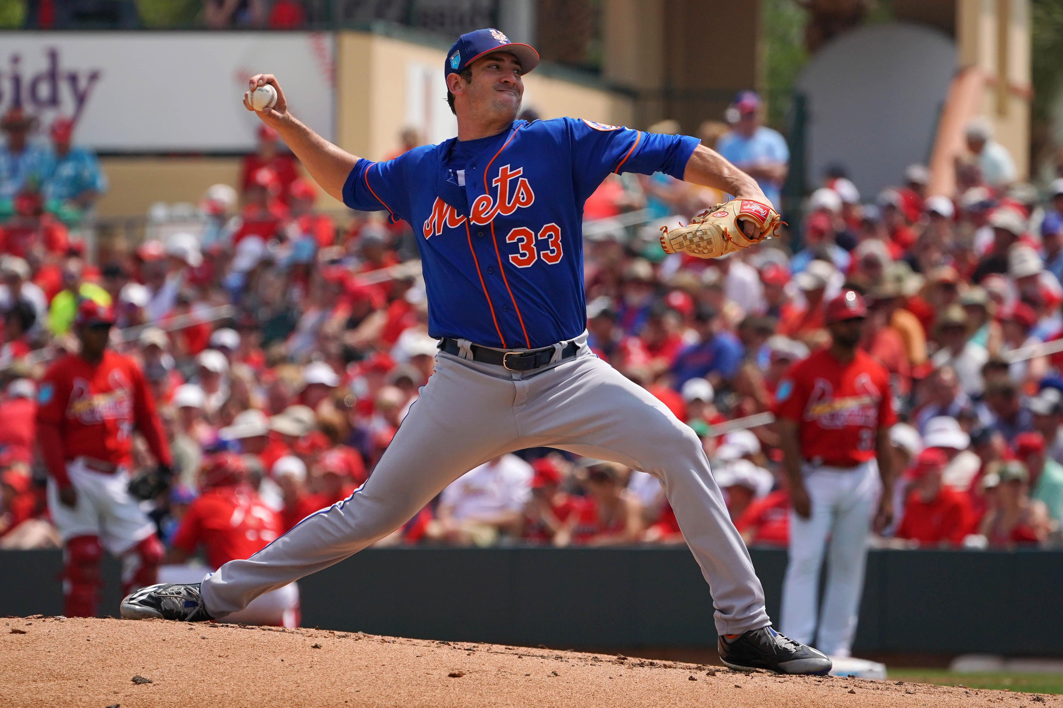 Matt Harvey, Long Balls Key To New York Mets' Exhibition Win Over St. Louis Cardinals