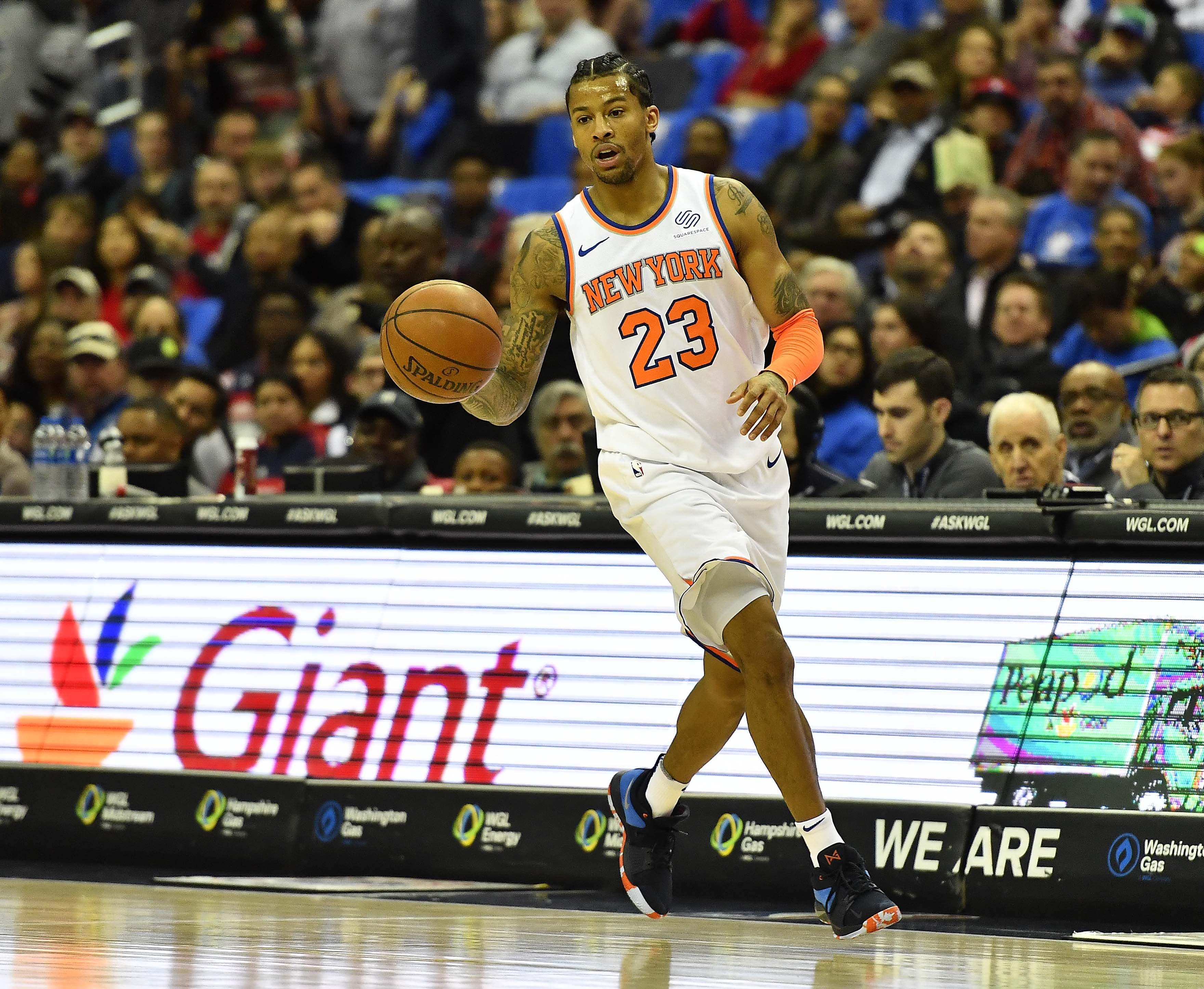 Why Rising Up As Sixth Man Is Best Fit For Trey Burke and the Knicks