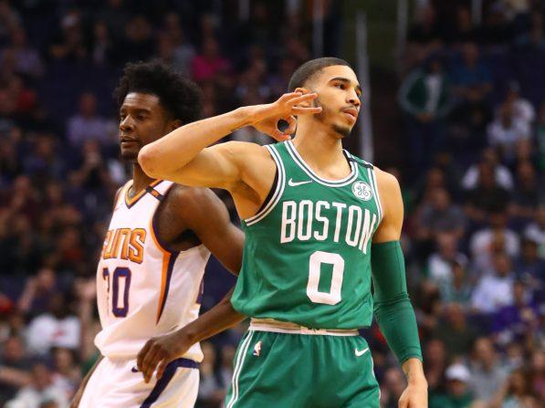 Recap: Despite rough patches, Celtics hold back Phoenix tank battalion