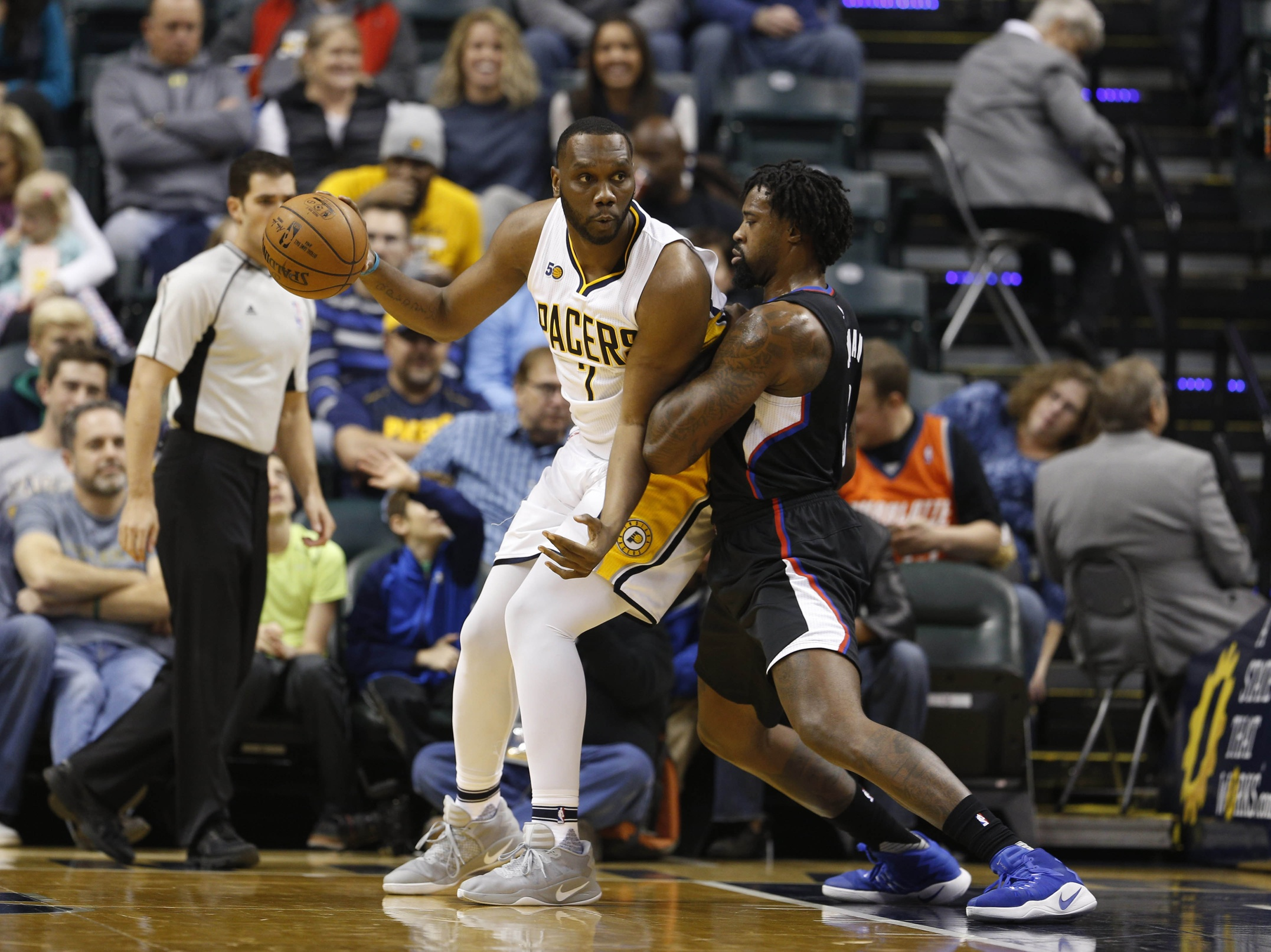 Clippers hope to keep playoff dreams alive against Pacers