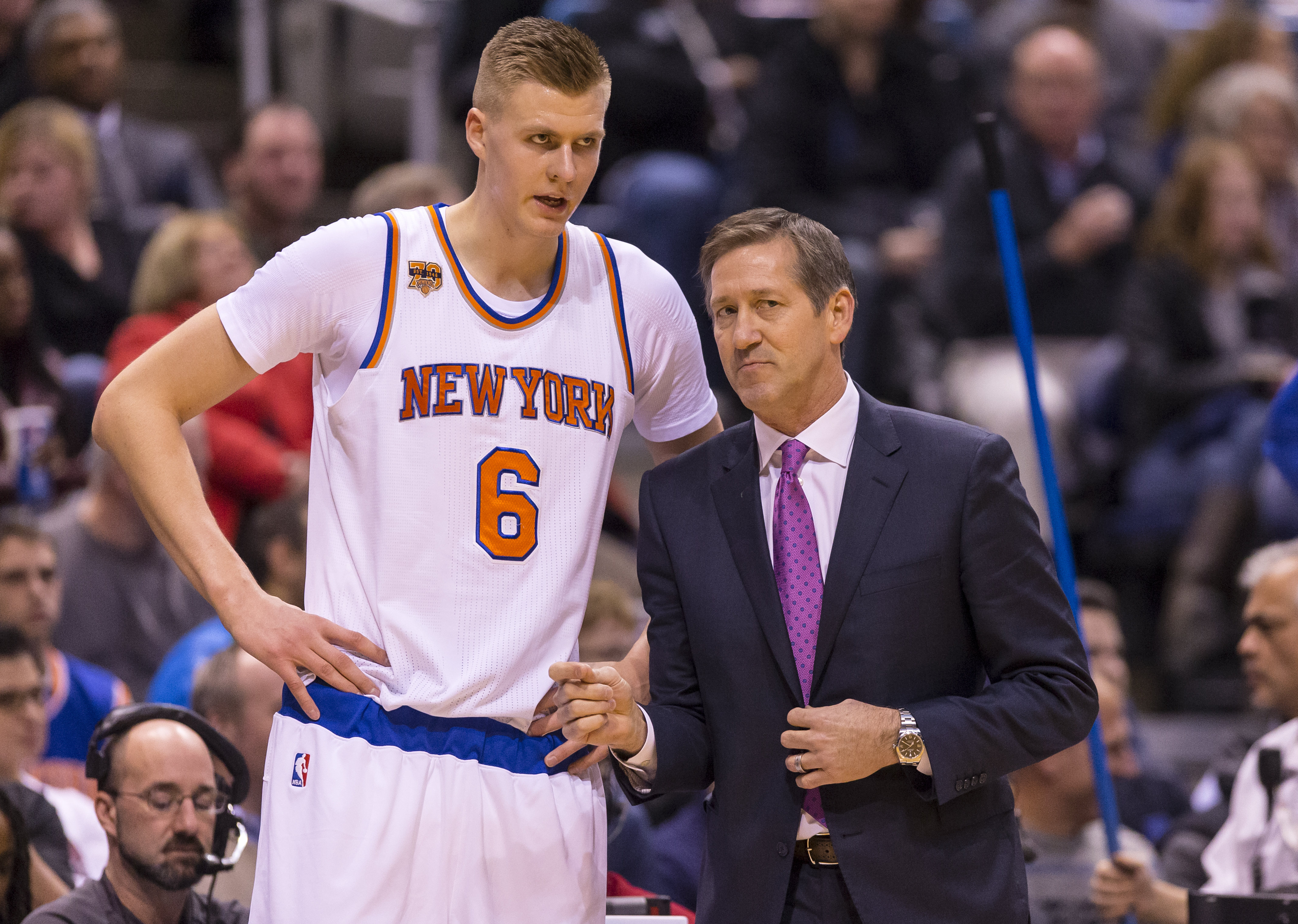Could another head coach really succeed with Knicks, sans Kristaps Porzingis?