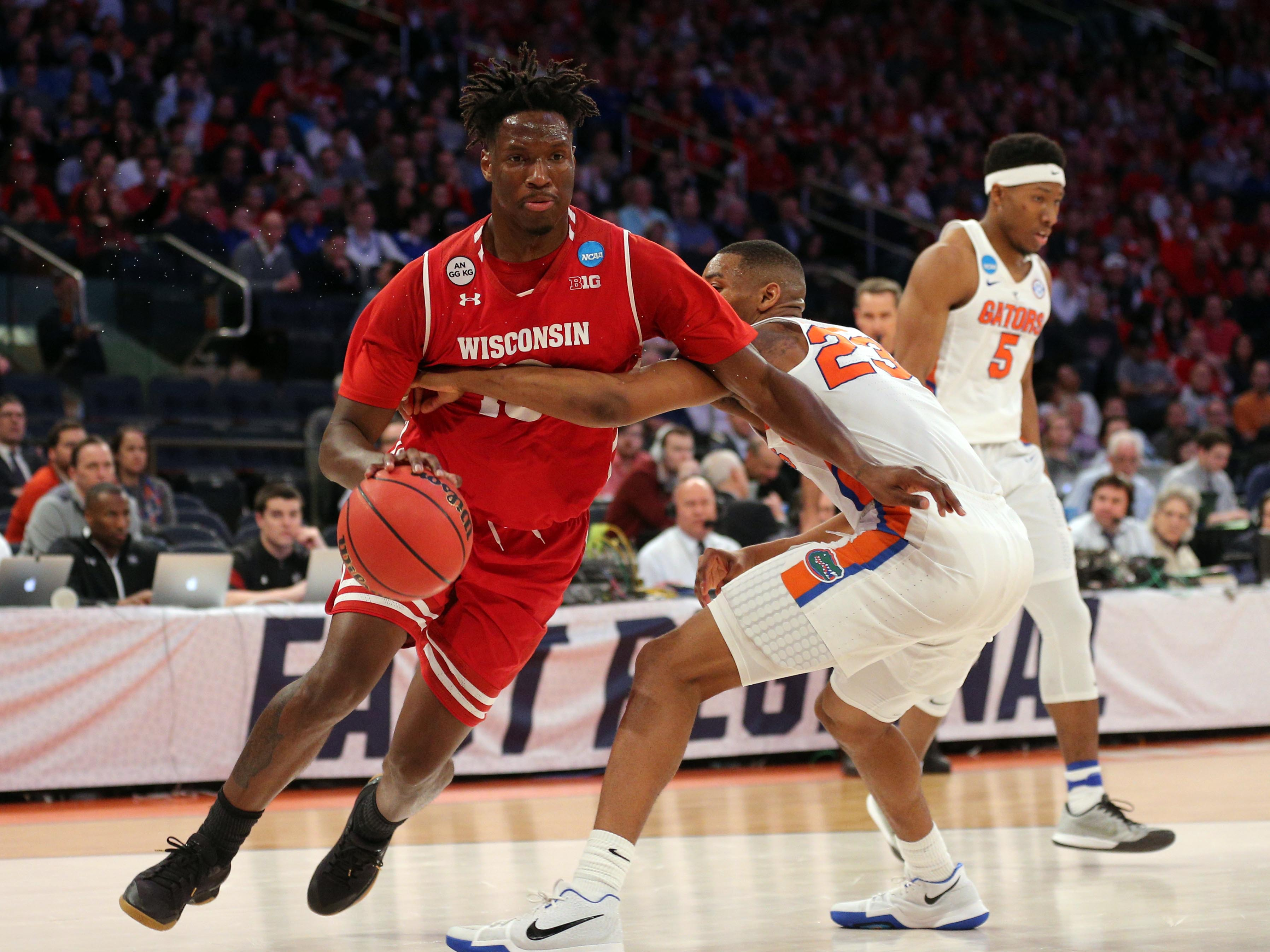 Nigel Hayes Set To Ink 10-Day Contract With The Toronto Raptors
