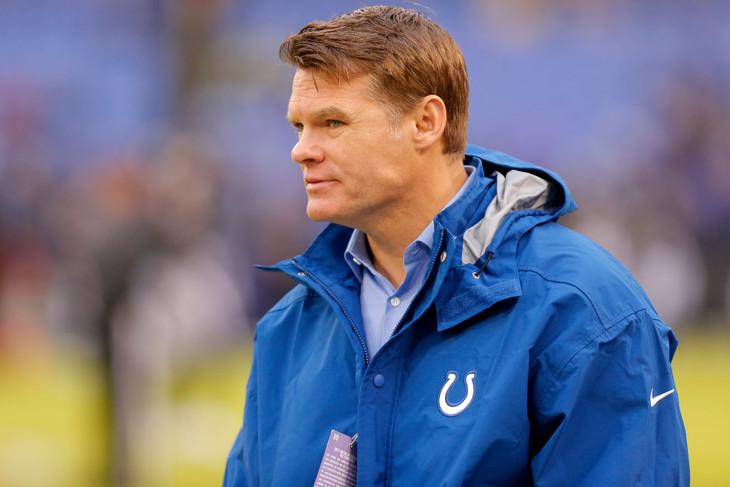Colts Mock Draft 1.0