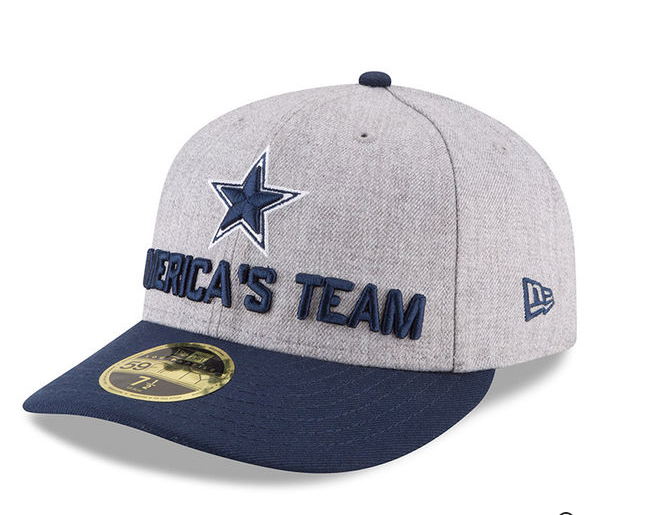 Dallas Cowboys 2018 NFL Draft Cap Review