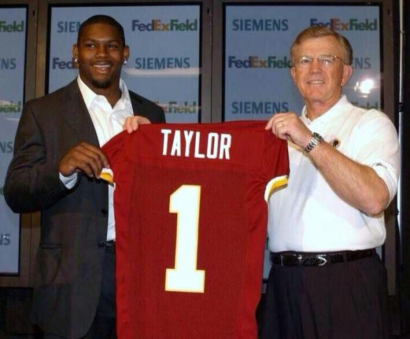 Redskins: Remembering Sean Taylor, Poster Child for drafting best talent regardless of need.