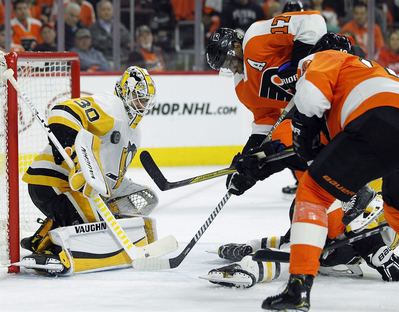Overstating the obvious: Matt Murray will set the tone of the series