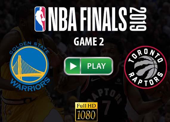 NBA Warriors vs Raptors game 2 reddt streams