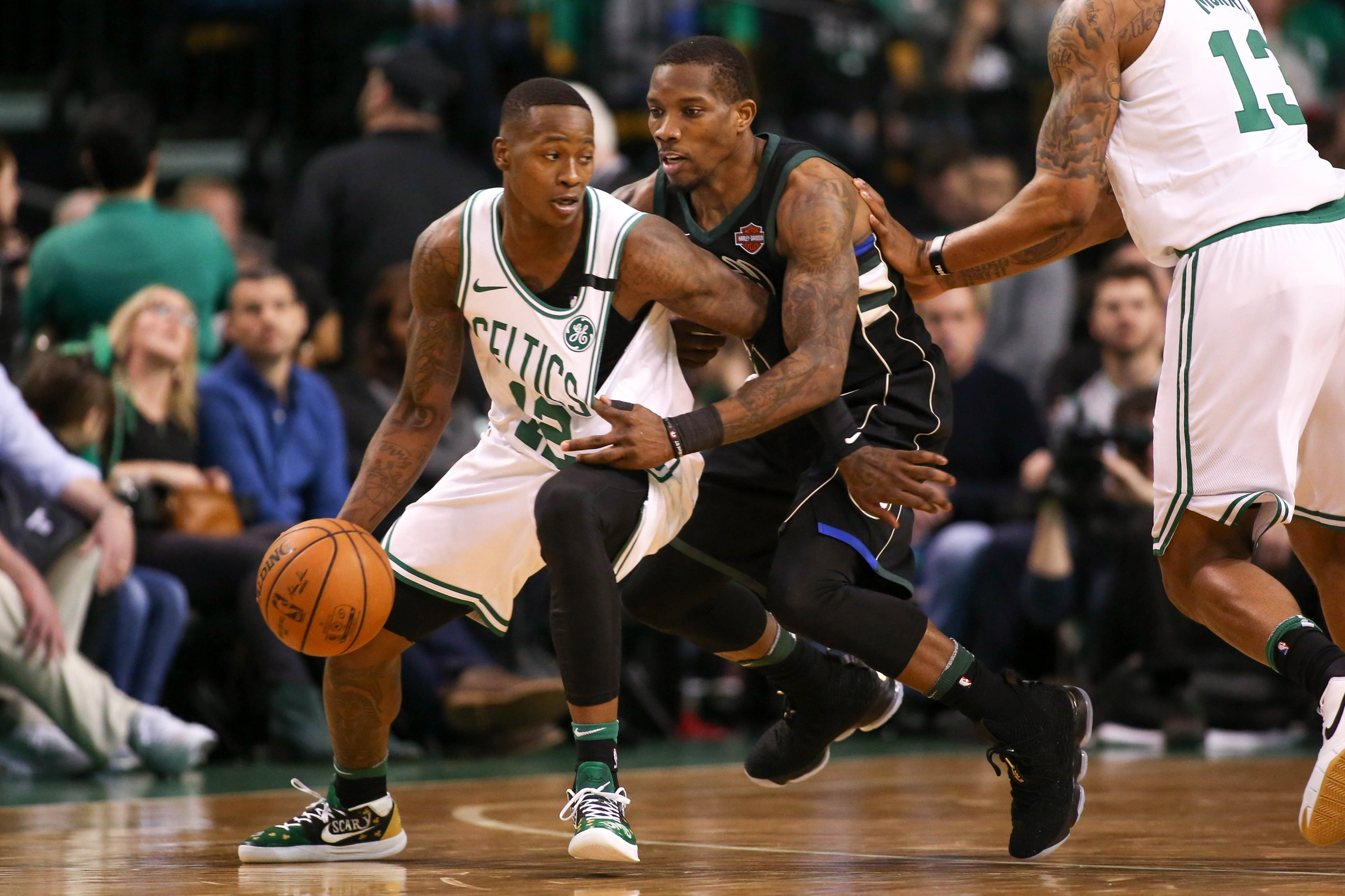 Burning Bledsoe: How Terry Rozier is dominating the crucial PG battle