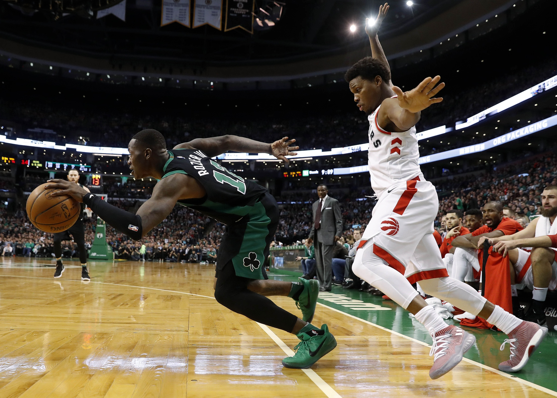 Terry Rozier, Shane Larkin both out against Milwaukee